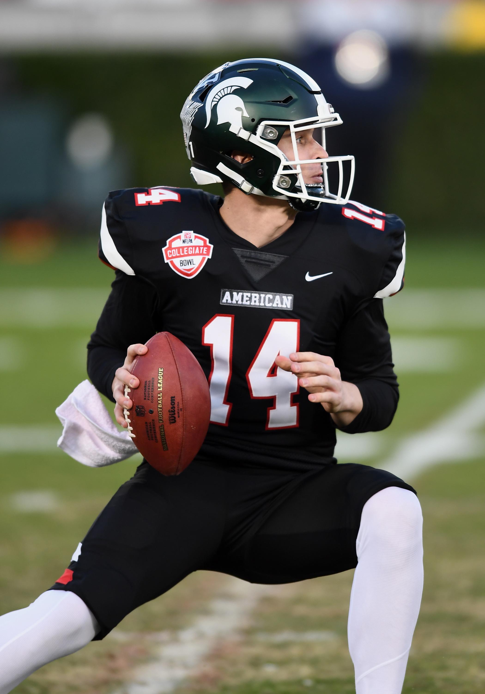 COLLEGE FOOTBALL: JAN 18 NFLPA Collegiate Bowl