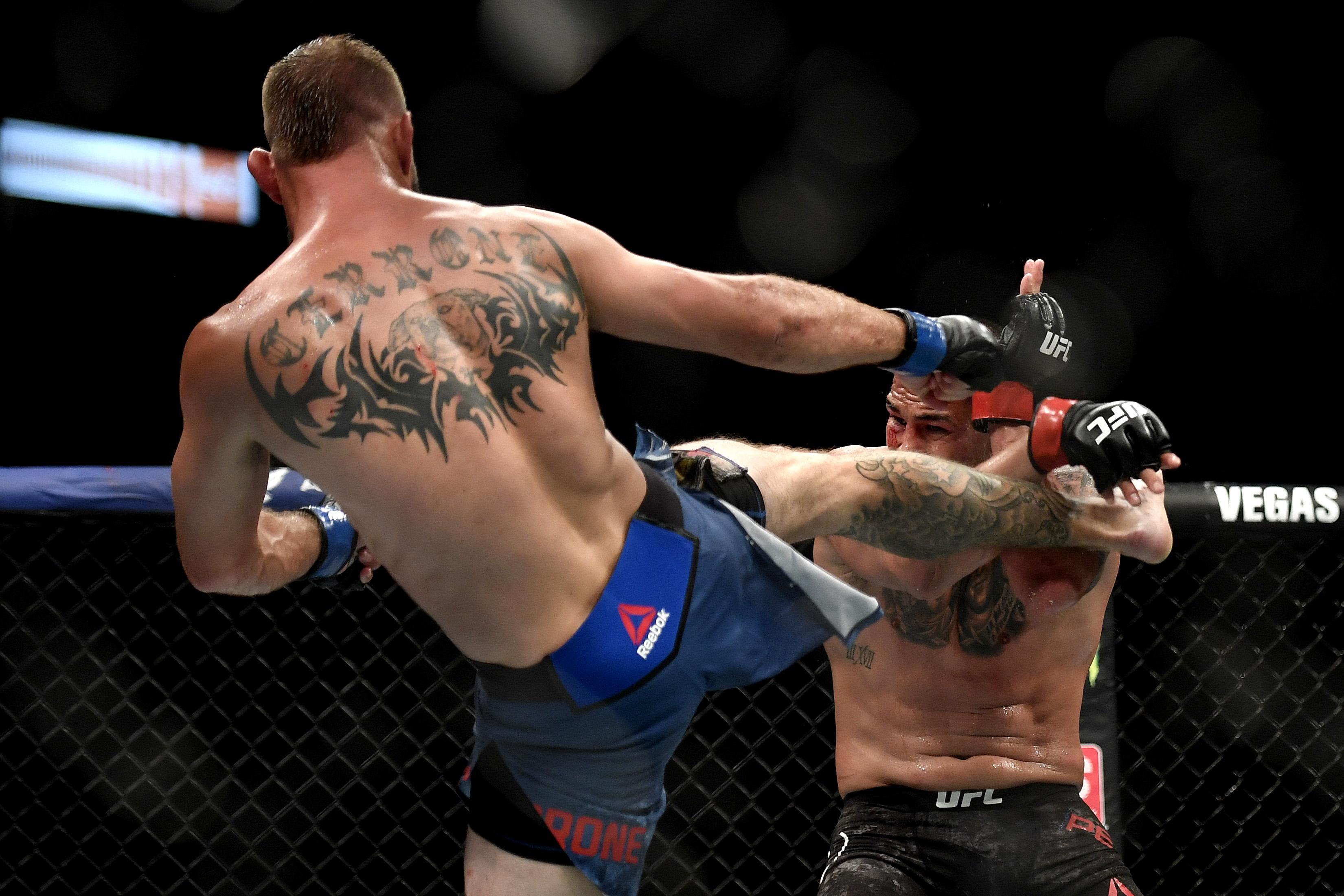 UFC 249佩蒂斯对塞罗尼