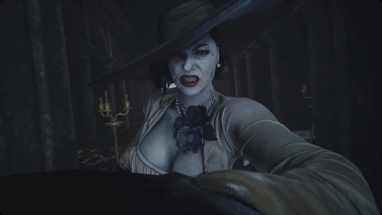 Resident Evil Village walkthrough part 7: Mask of Pleasure