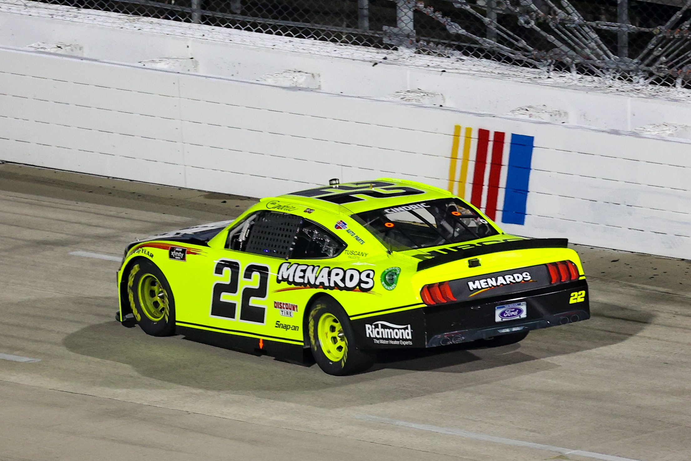 NASCAR: Cook Out 250