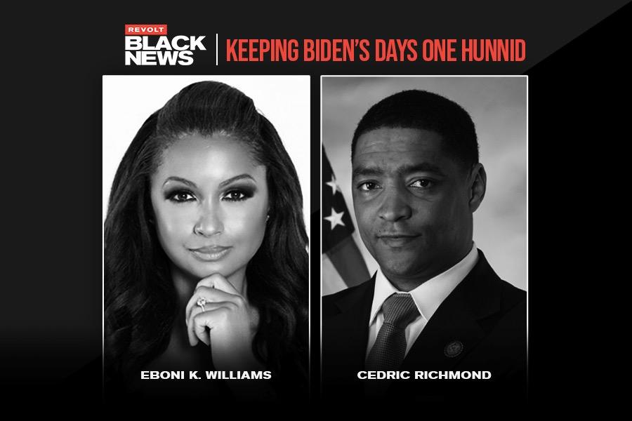 Joe Biden advisor Cedric Richmond - REVOLT BLACK NEWS