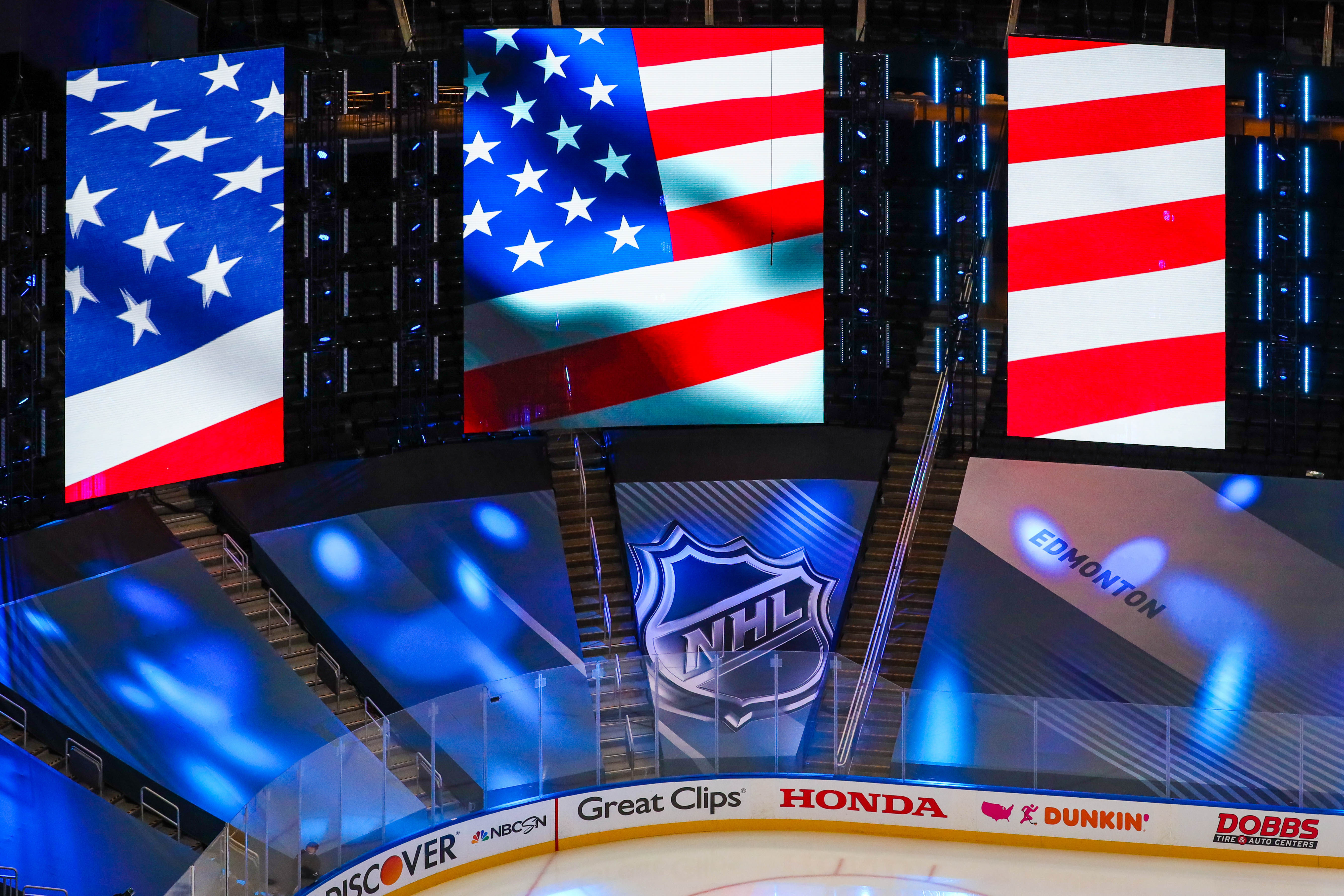 NHL: Stanley Cup Playoffs-Vancouver Canucks at St. Louis Blues