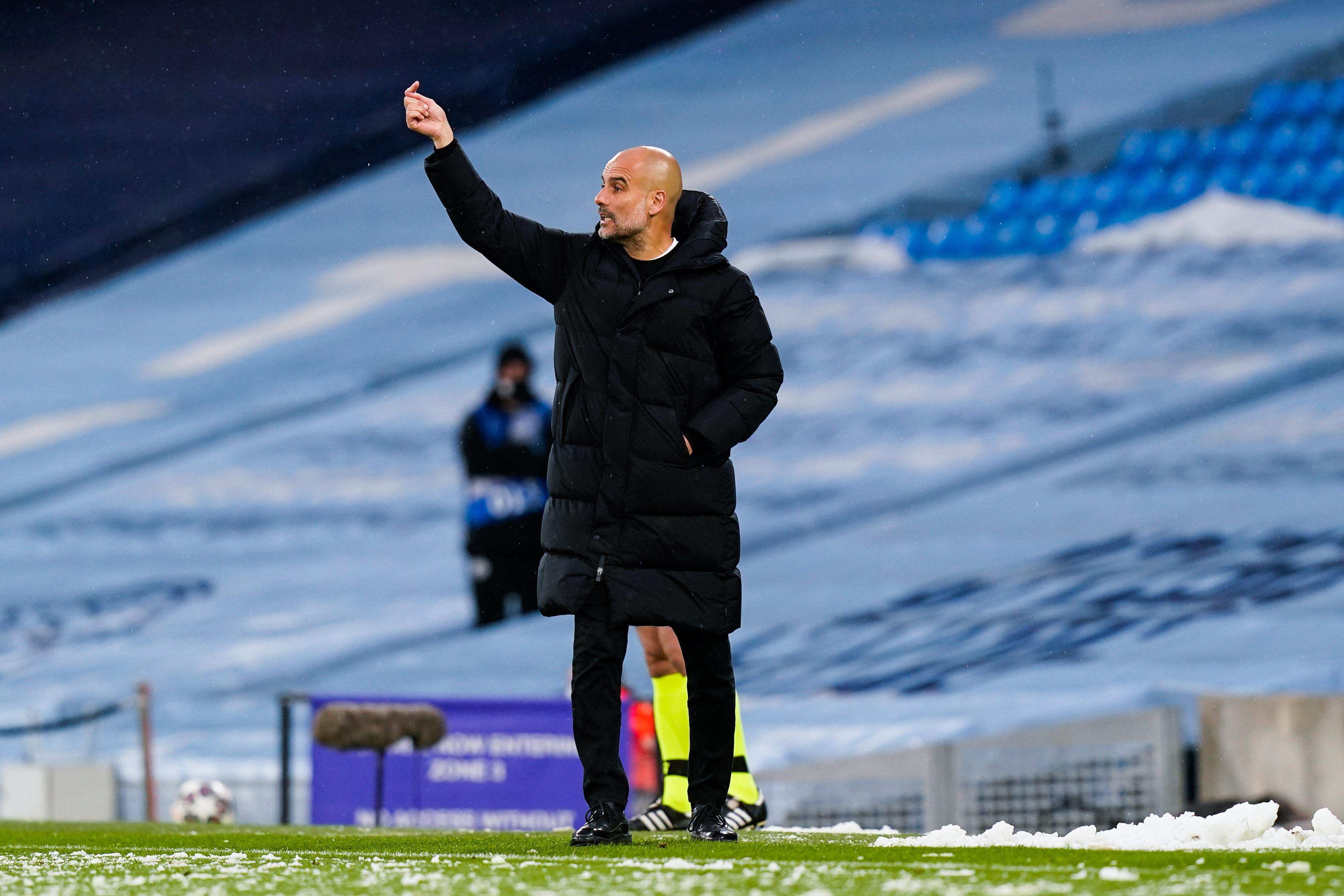 Manchester City v Paris Saint Germain - UEFA Champions League, Semi-Final second leg