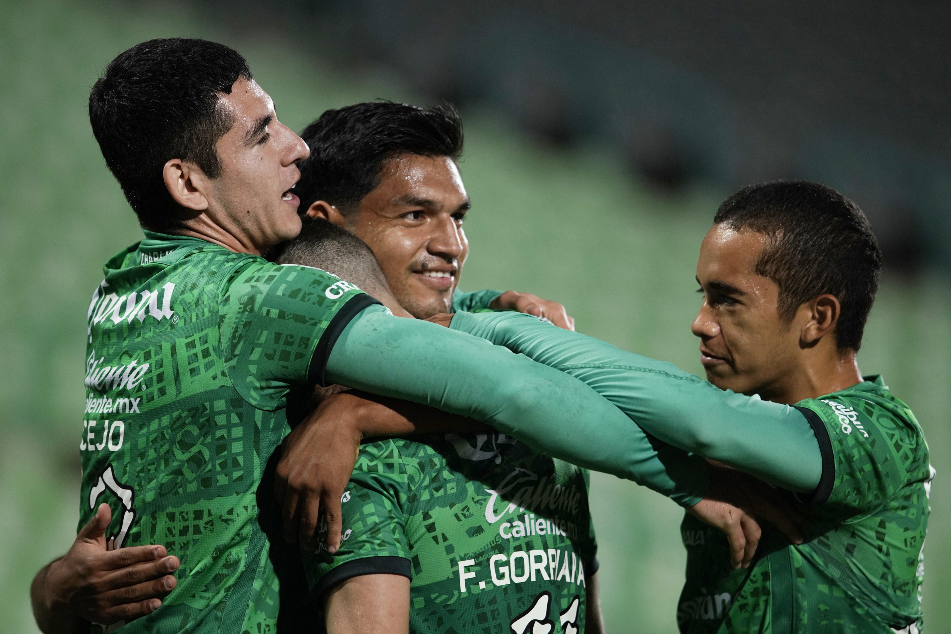 Santos Laguna v Mazatlan FC - Torneo Guard1anes 2020 Liga MX