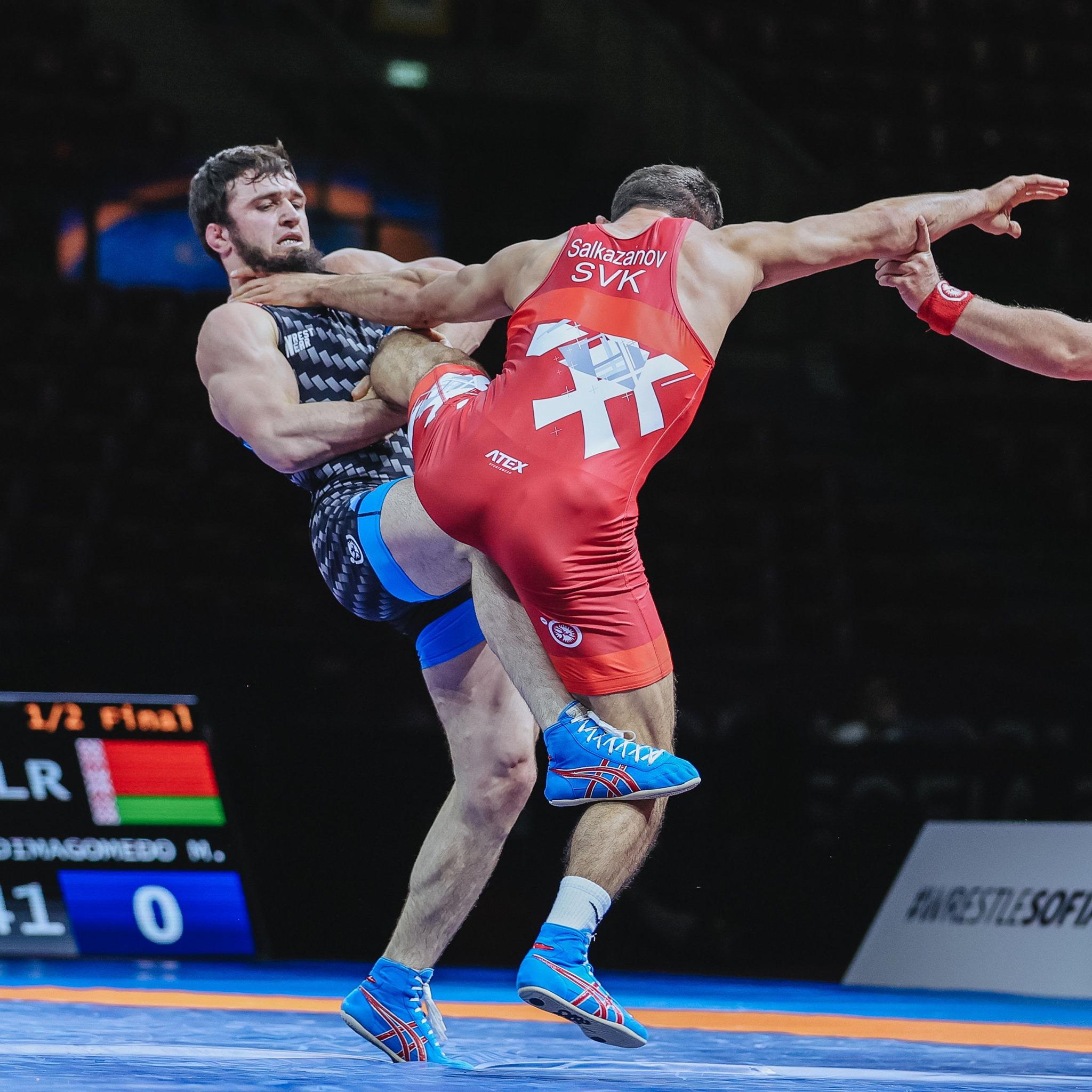 Magomedkhabib Kadimagomedov vs. Taimuraz Salkazanov