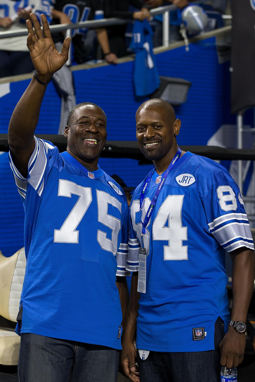 Los Angeles Rams v Detroit Lions