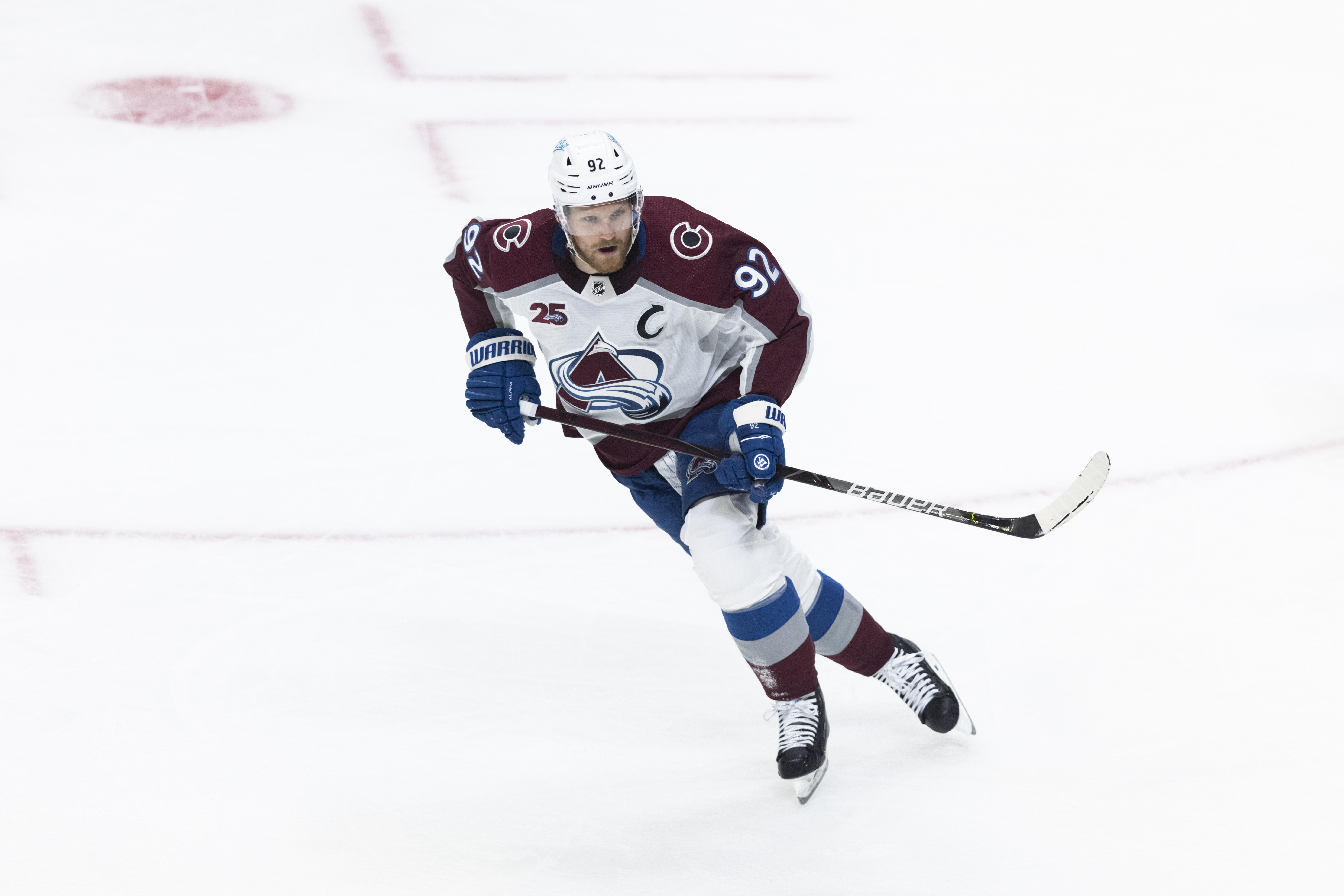 NHL: MAY 07 Avalanche at Kings