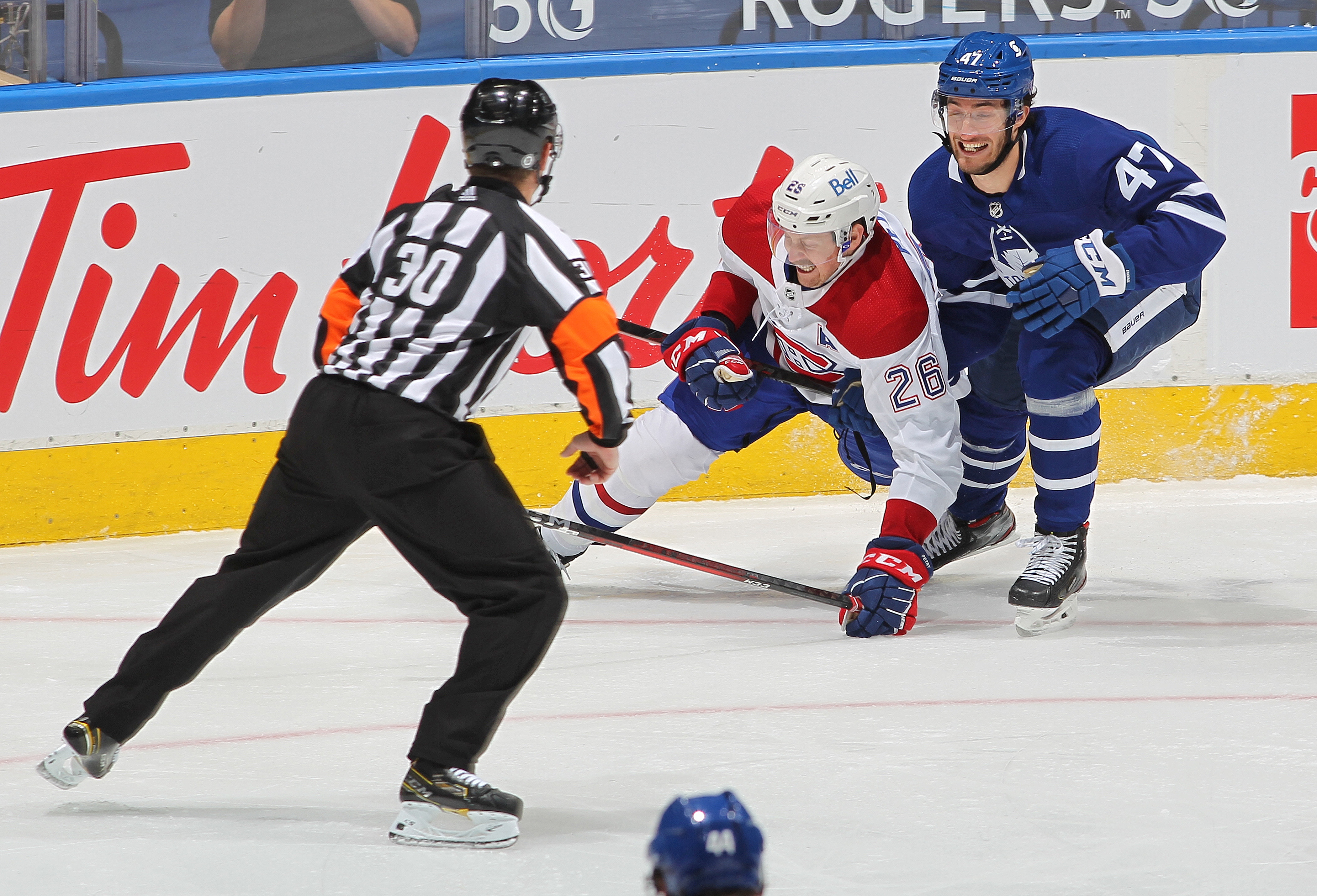 Montreal Canadiens v Toronto Maple Leafs
