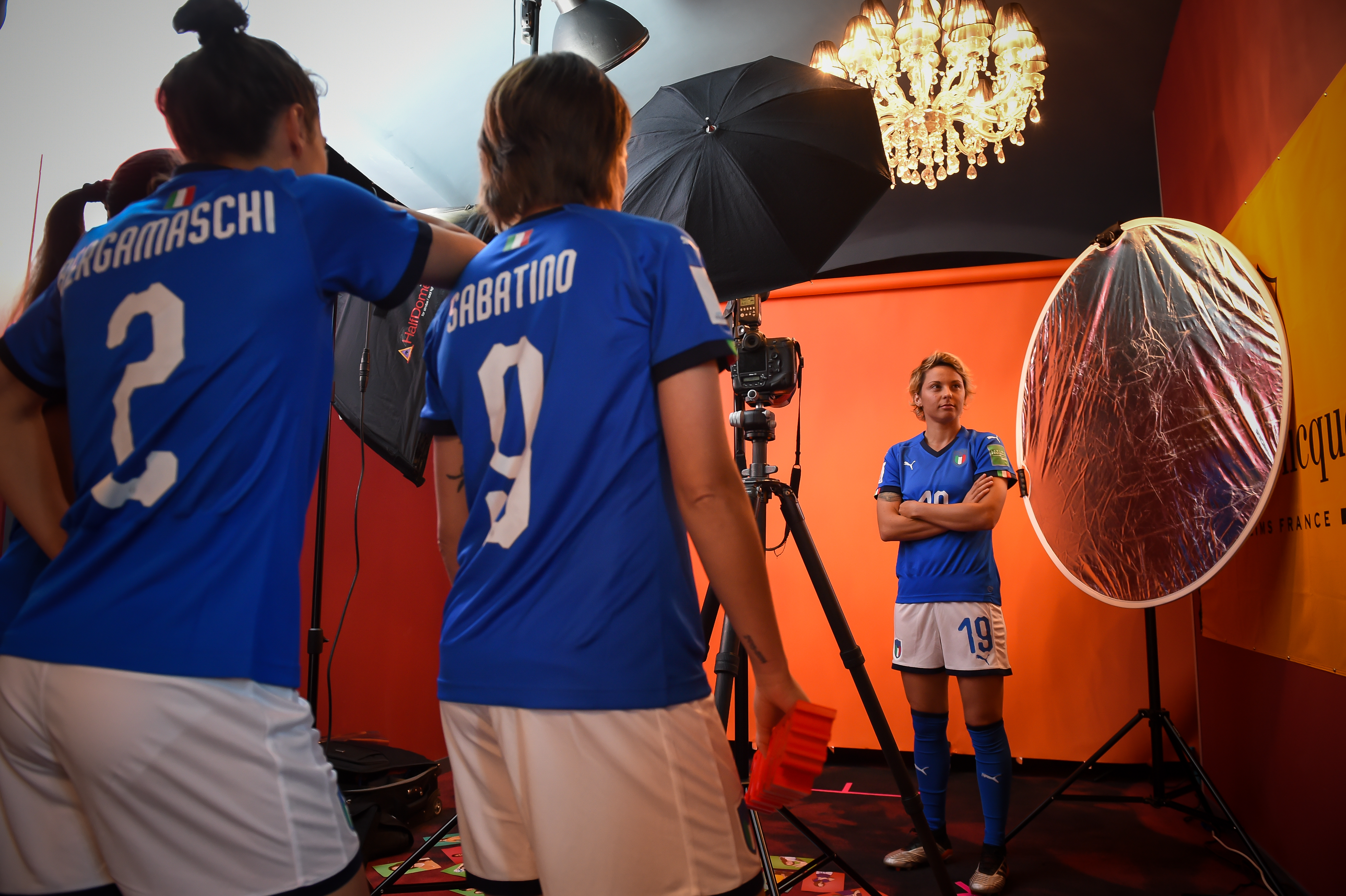Italy Portraits - FIFA Women's World Cup France 2019