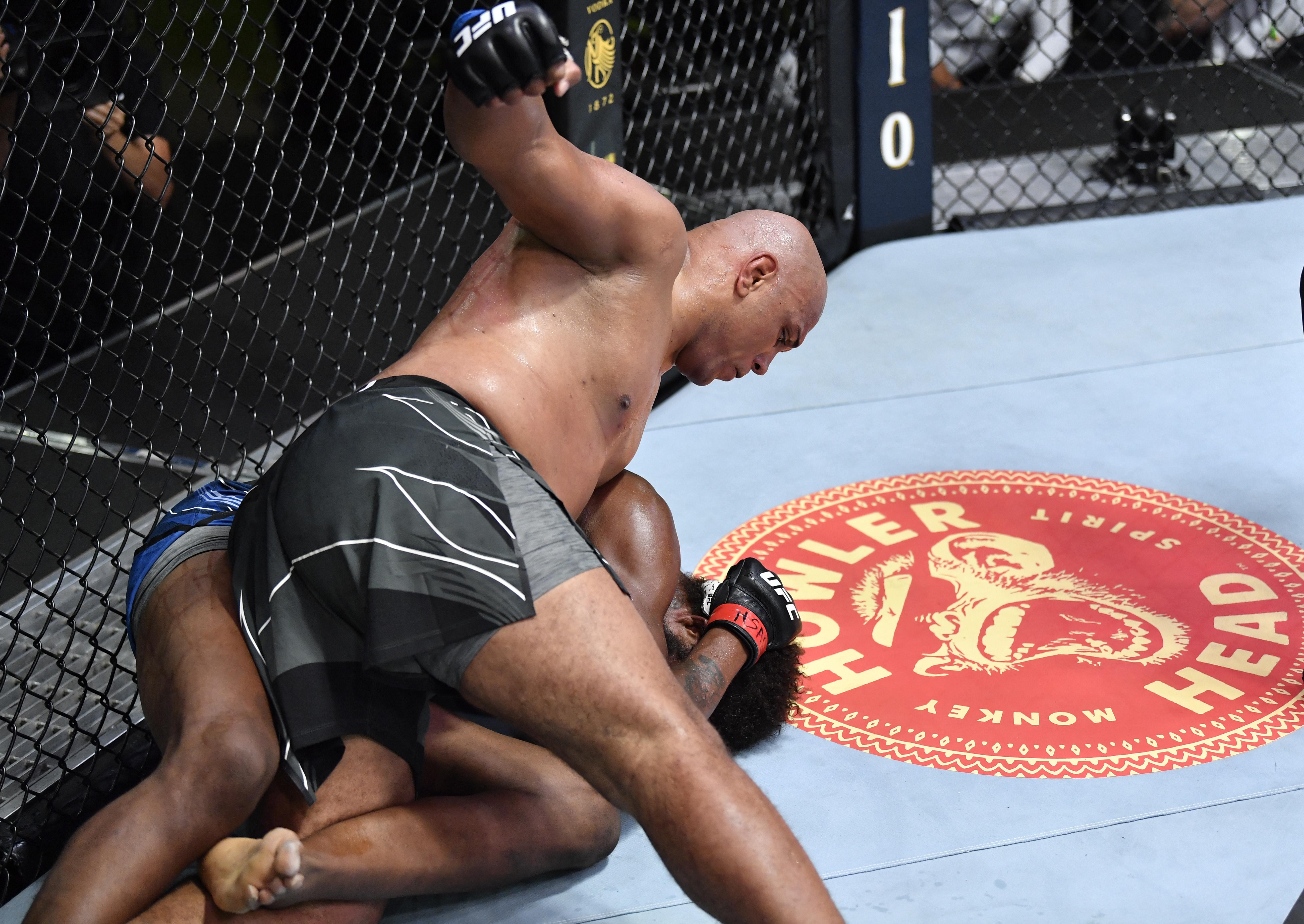 UFC Fight Night: Greene v Rogerio de Lima