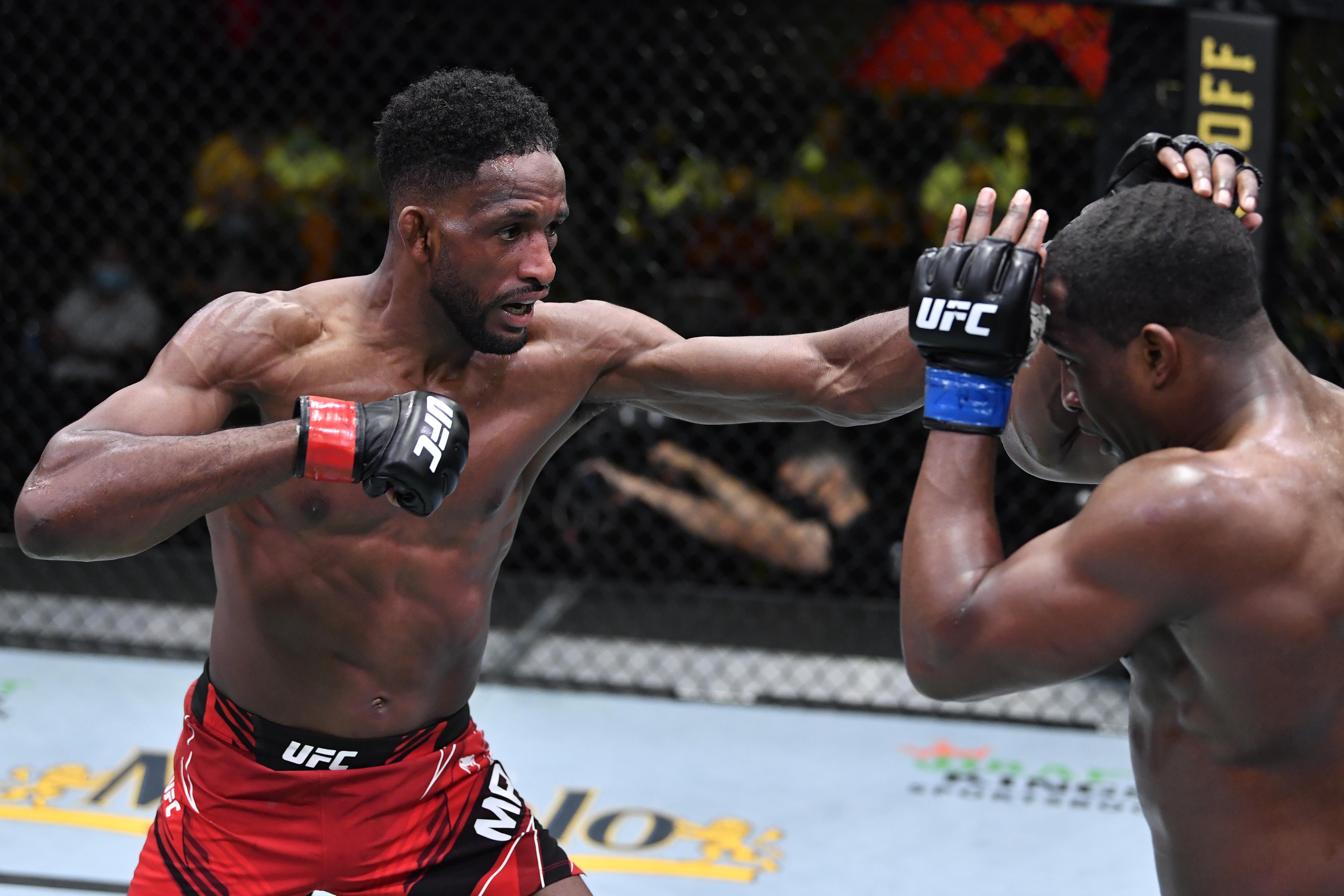 UFC Fight Night: Magny v Neal