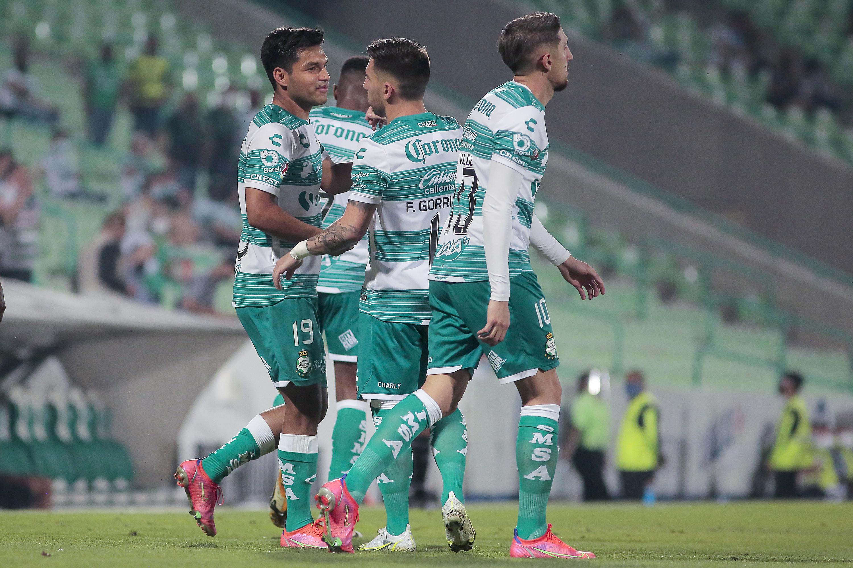 Santos Laguna v Queretaro - Playoff Torneo Guard1anes 2021 Liga MX