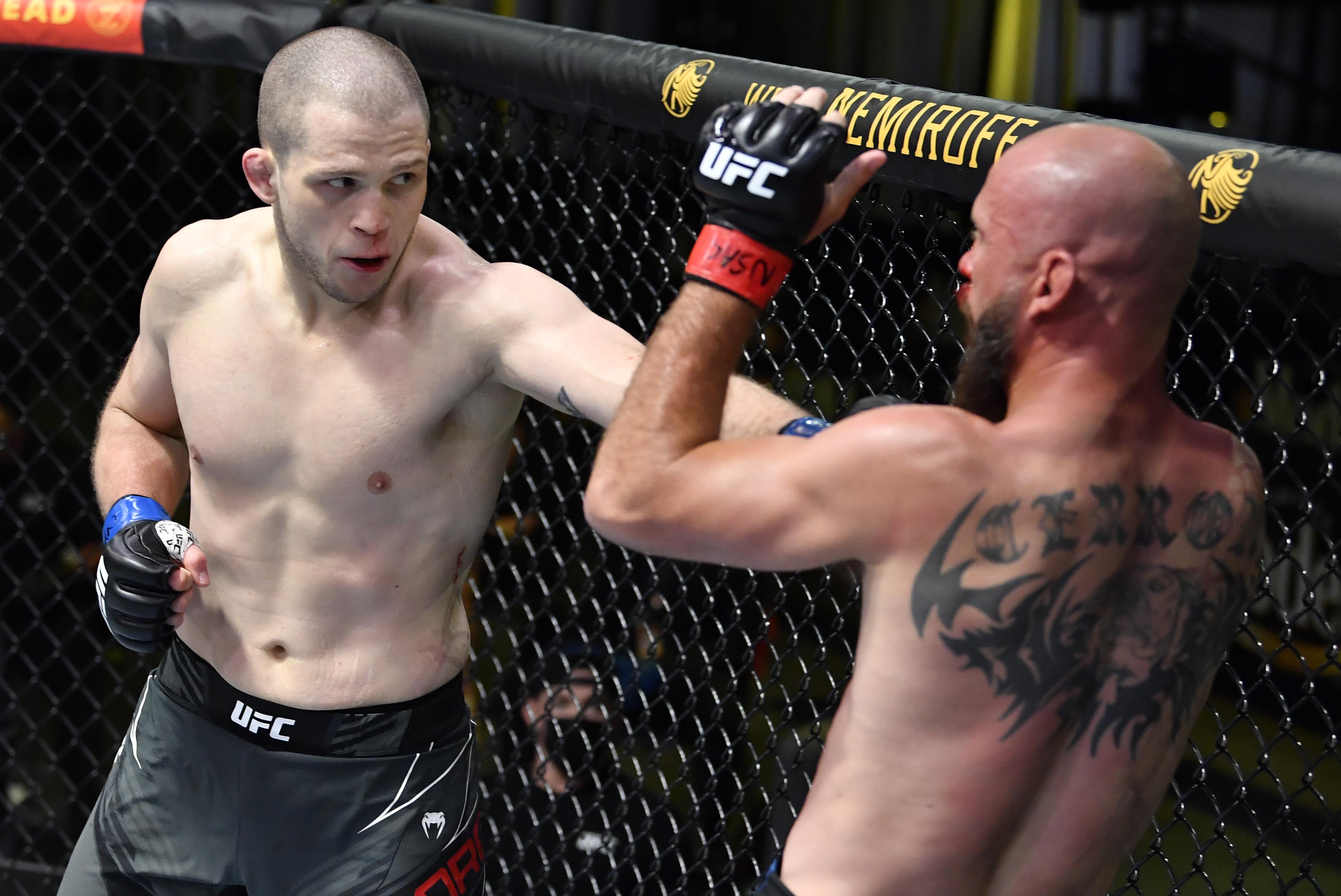 UFC Fight Night: Cerrone v Morono