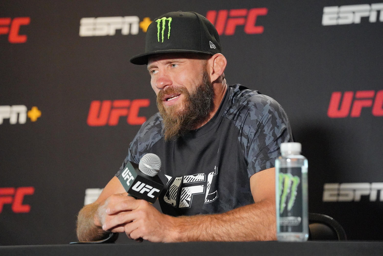 MMA: MAY 05 UFC Fight Night Vegas 26