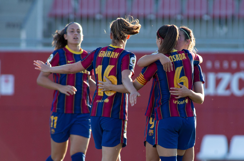 Sevilla FC V FC Barcelona - Copa De La Reina