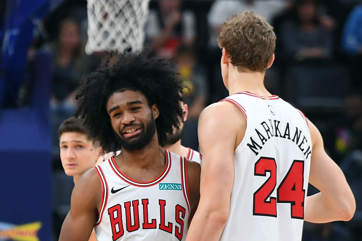 Coby White is still trying to prove he can be an asset to the Bulls.