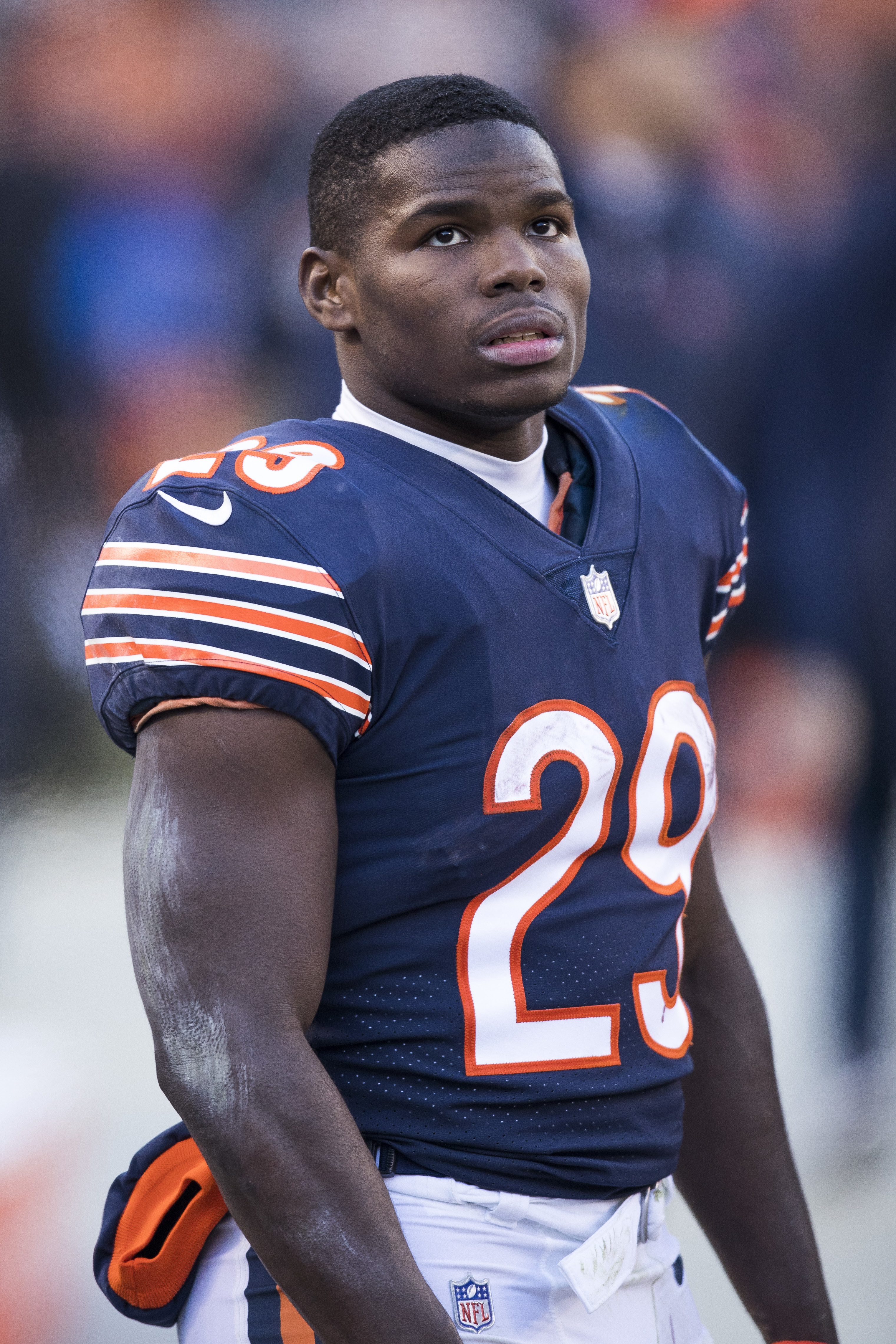 Tarik Cohen's twin brother Tyrell was found dead Sunday.