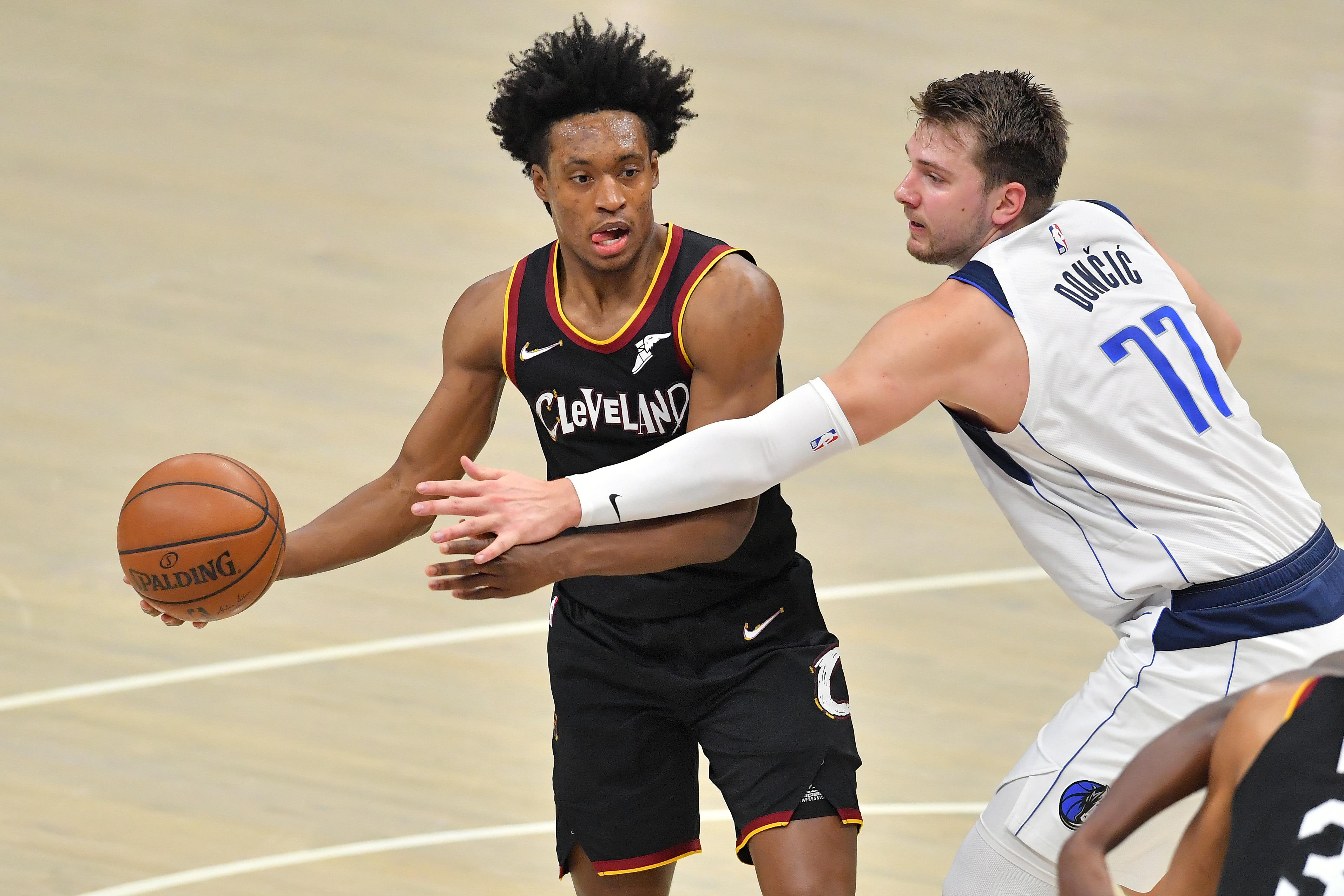 Dallas Mavericks v Cleveland Cavaliers