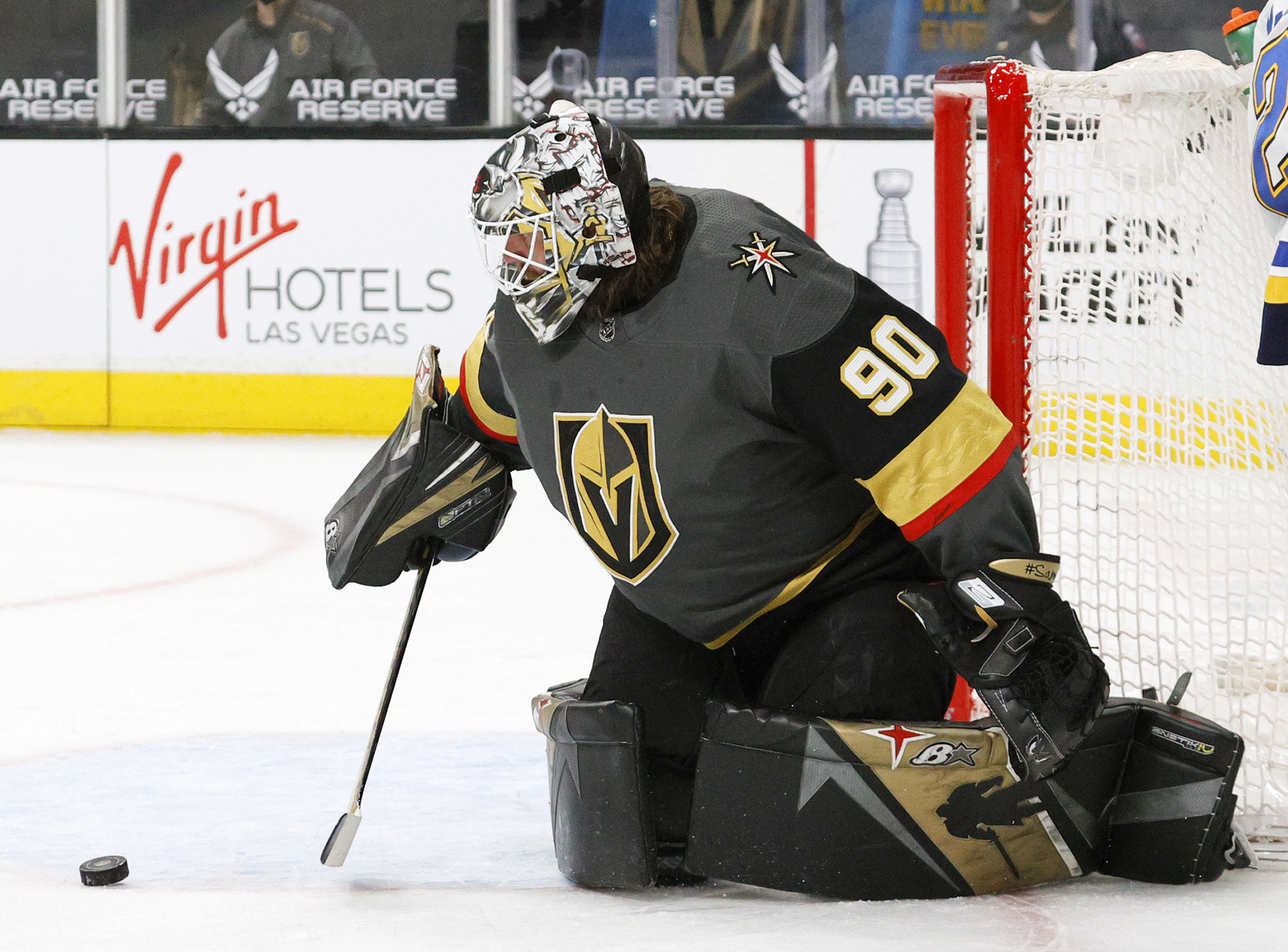 St Louis Blues v Vegas Golden Knights