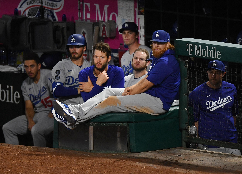 MLB: MAY 08 Dodgers at Angels