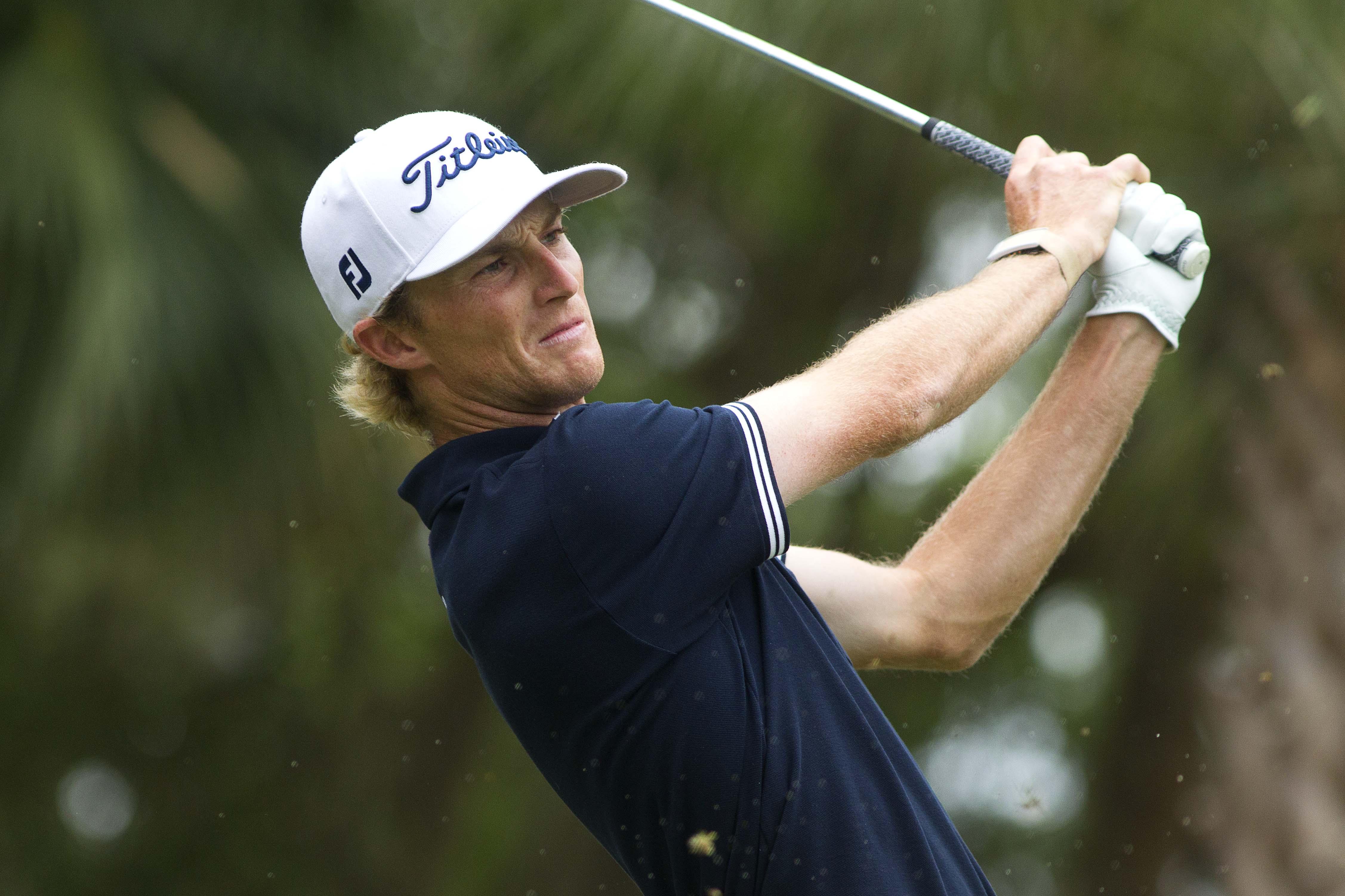 PGA: RBC Heritage -第一轮