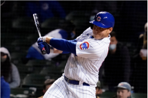 First baseman Anthony Rizzo has a .905 OPS at home and an .822 OPS on the road during his time with the Cubs, but that kind of split isn't true of every player.
