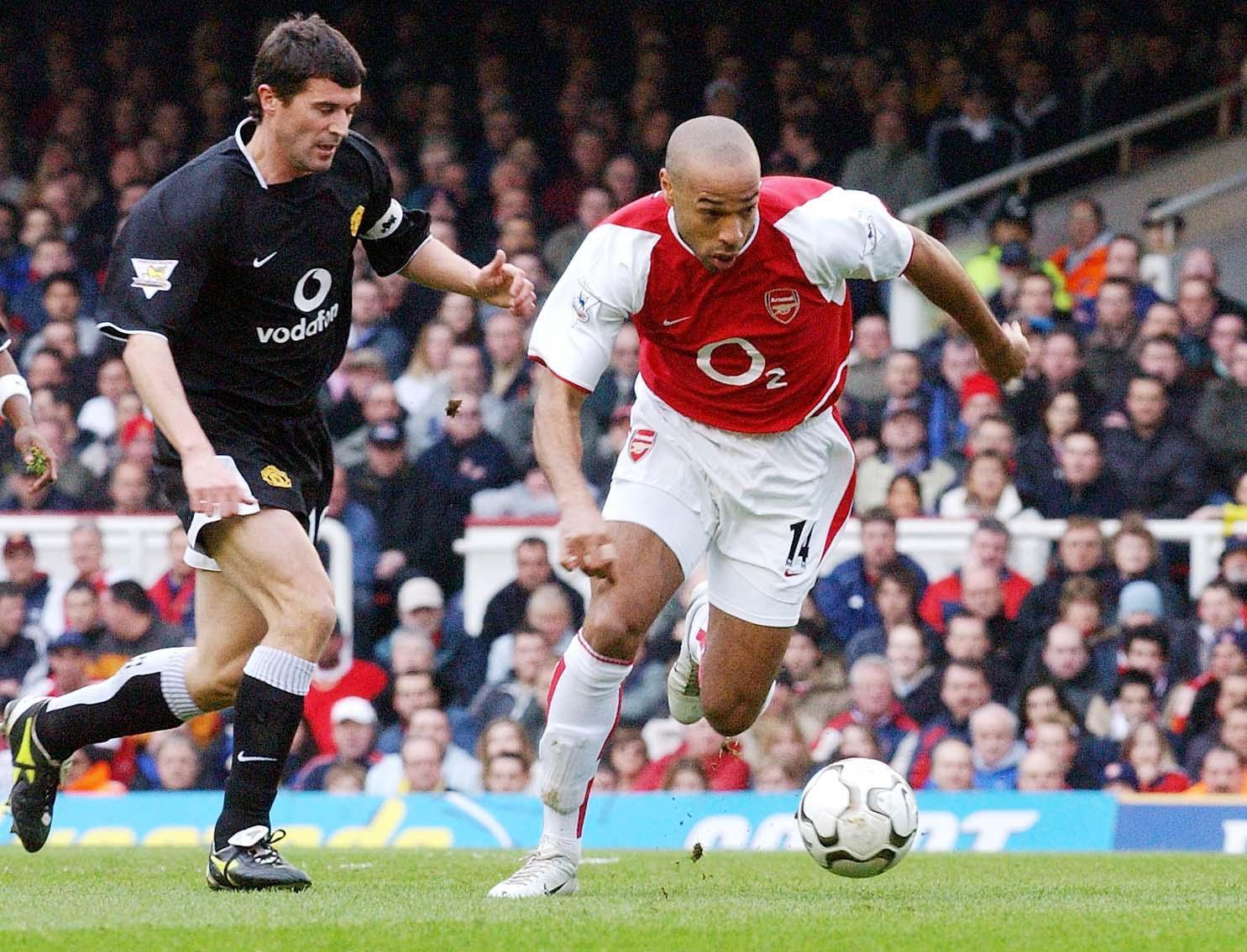 Arsenal v Manchester Utd