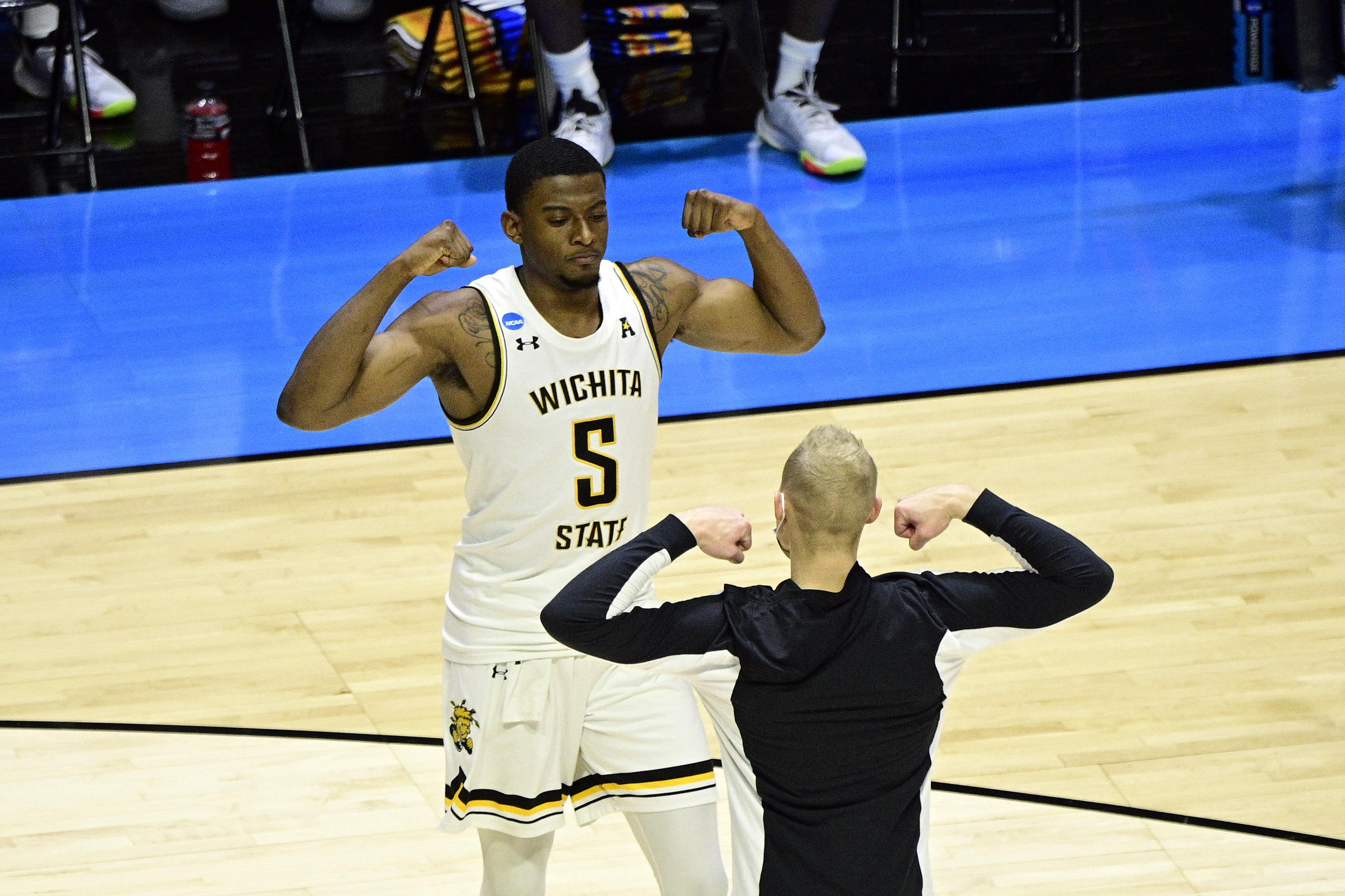 NCAA Basketball: NCAA Tournament-Drake at Wichita State