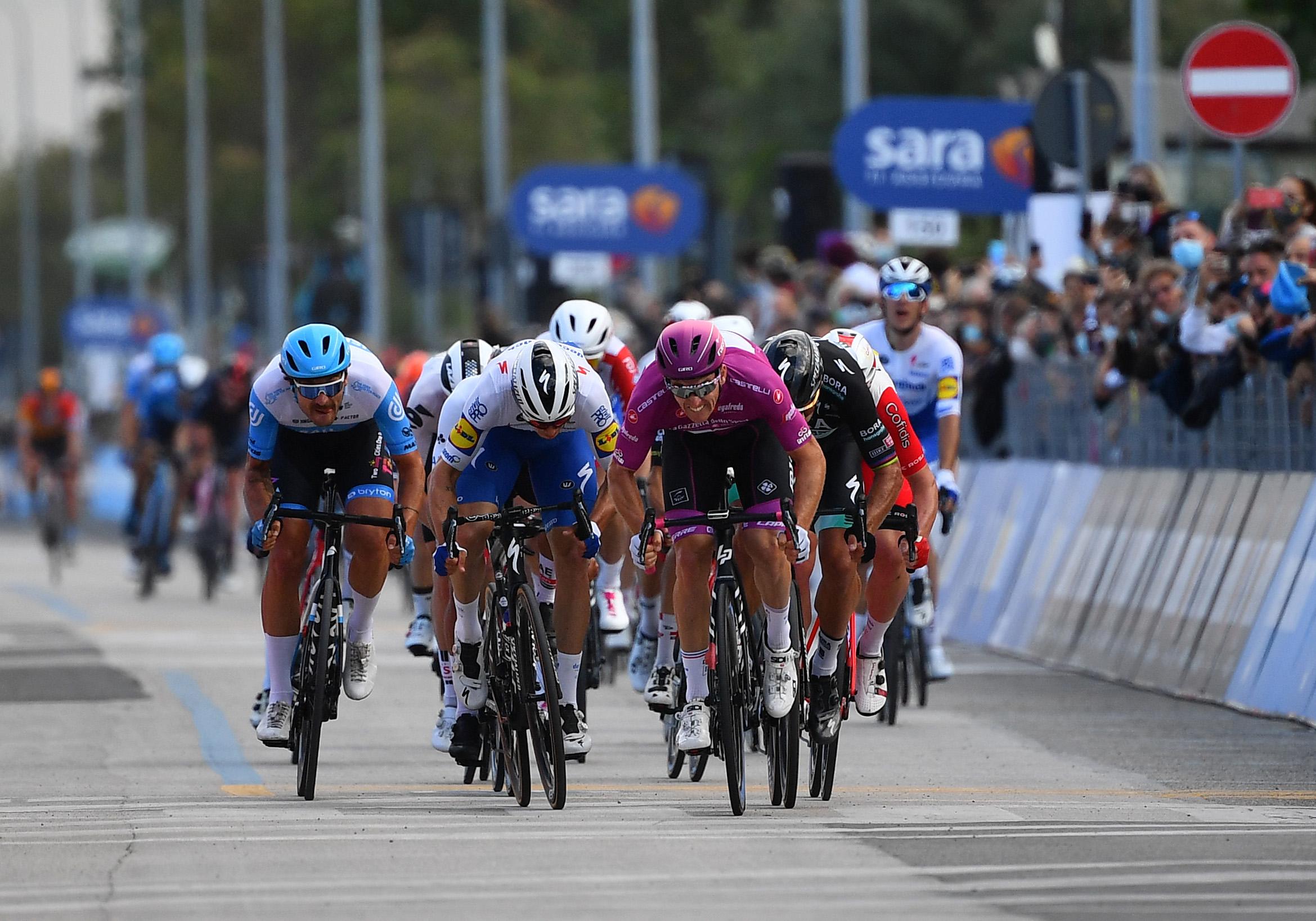 103rd Giro d'Italia 2020 - Stage Eleven