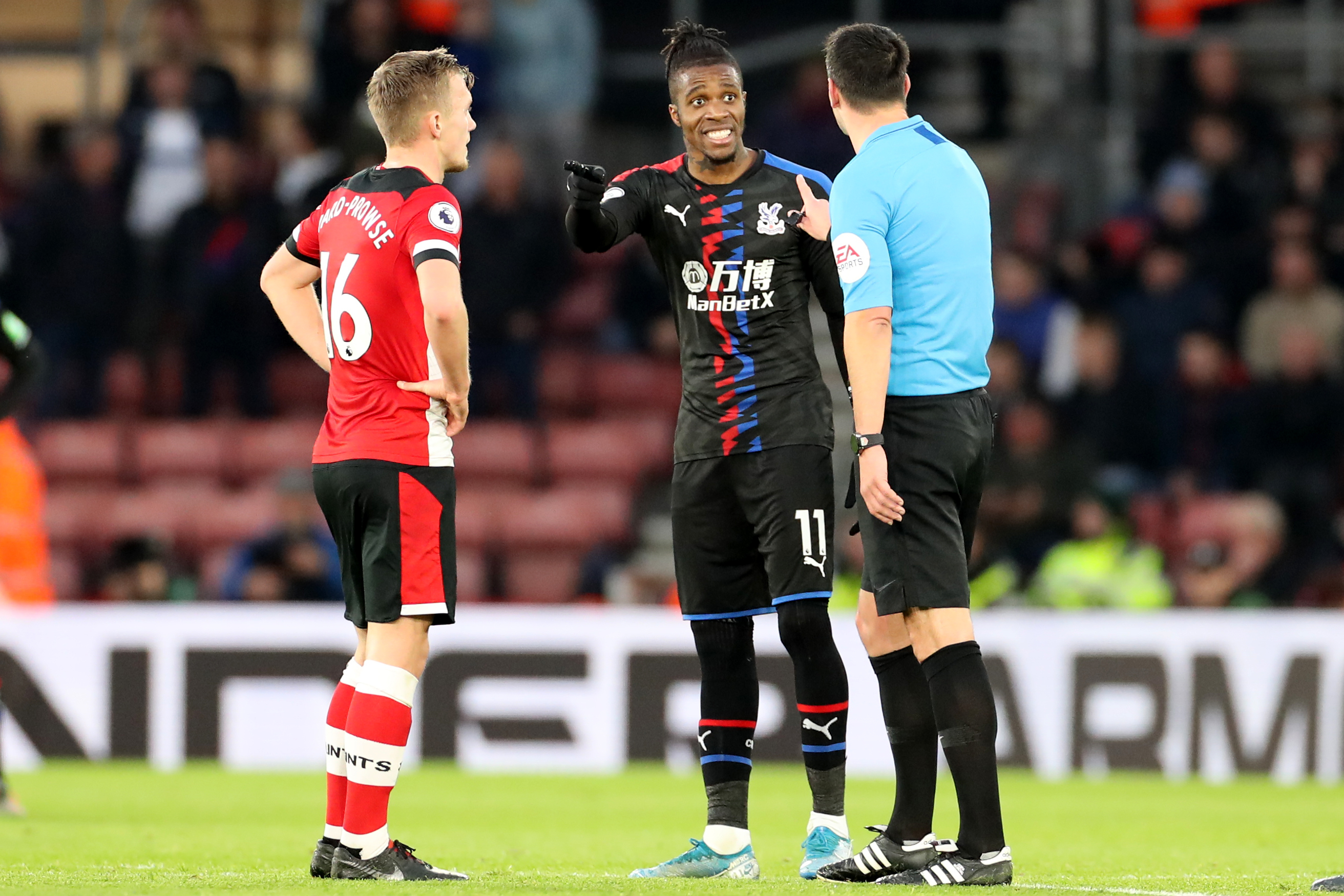 Southampton FC v Crystal Palace - Premier League, preview, team news, line up, injury update, how to watch on TV, where to stream online, kick-off time