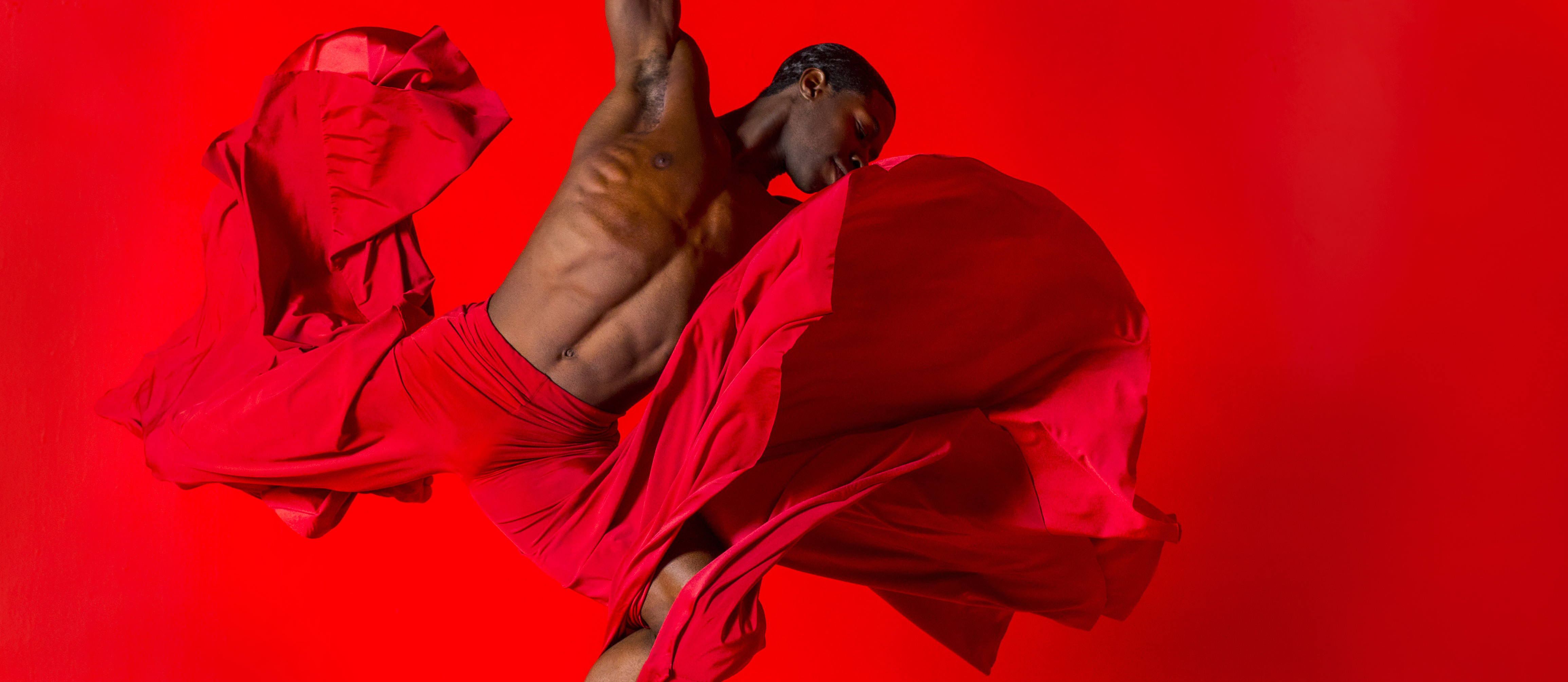 Dance for Life is back for 2021 with an in-person event at the Pritzker Pavilion in August. Pictured: Devin Buchanan.