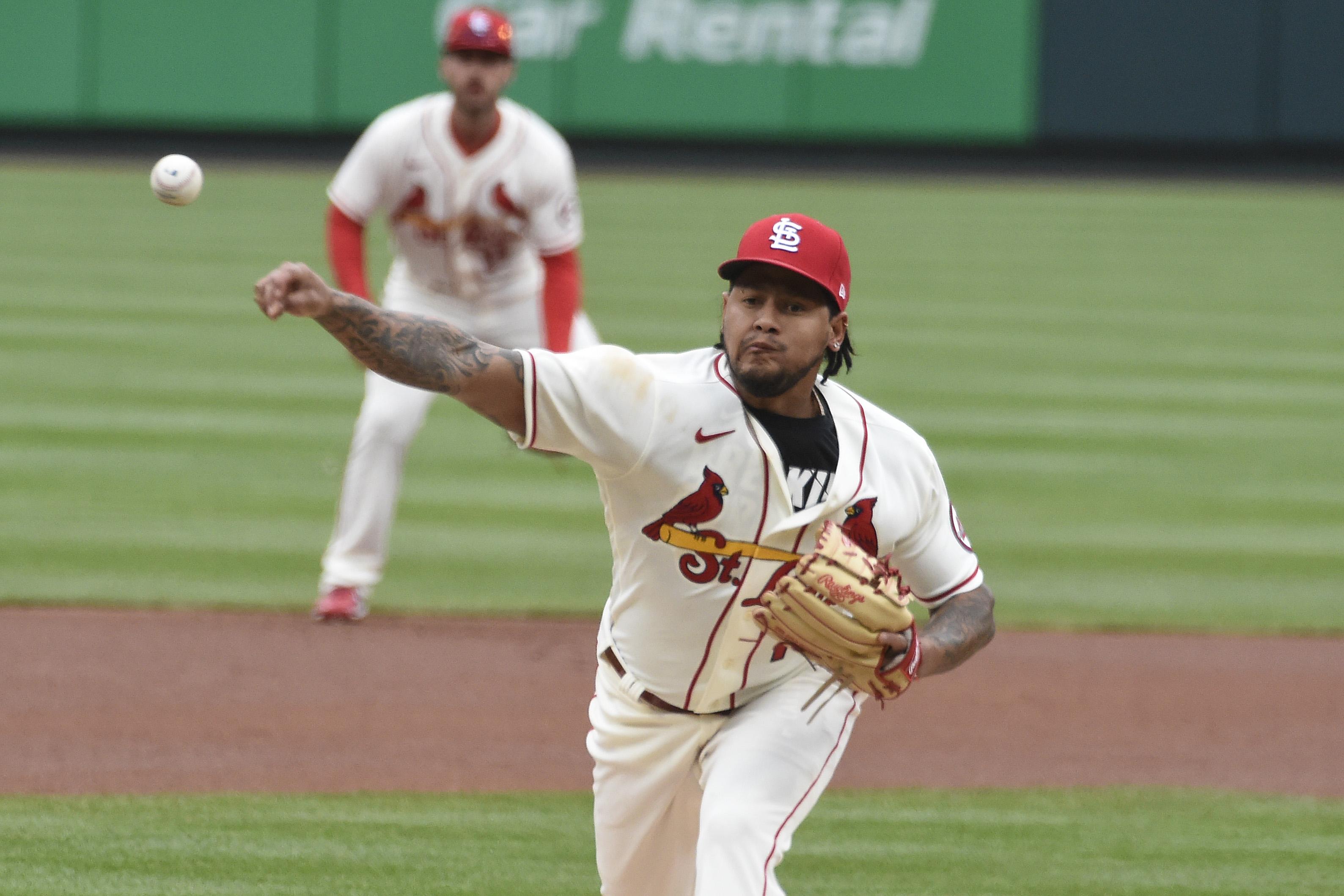 MLB:科罗拉多罗斯在圣路易斯红雀队