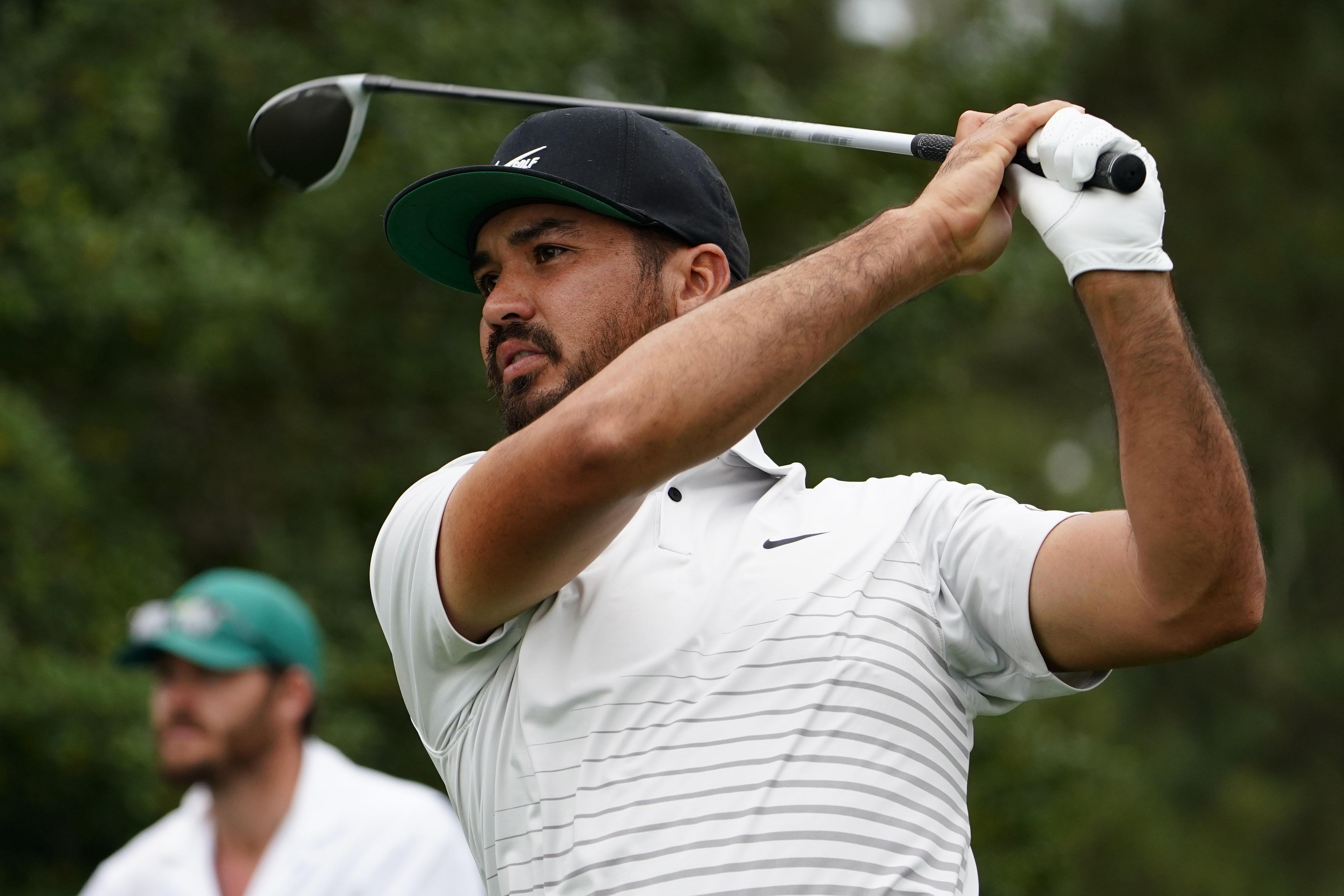 PGA:大师赛-第二轮