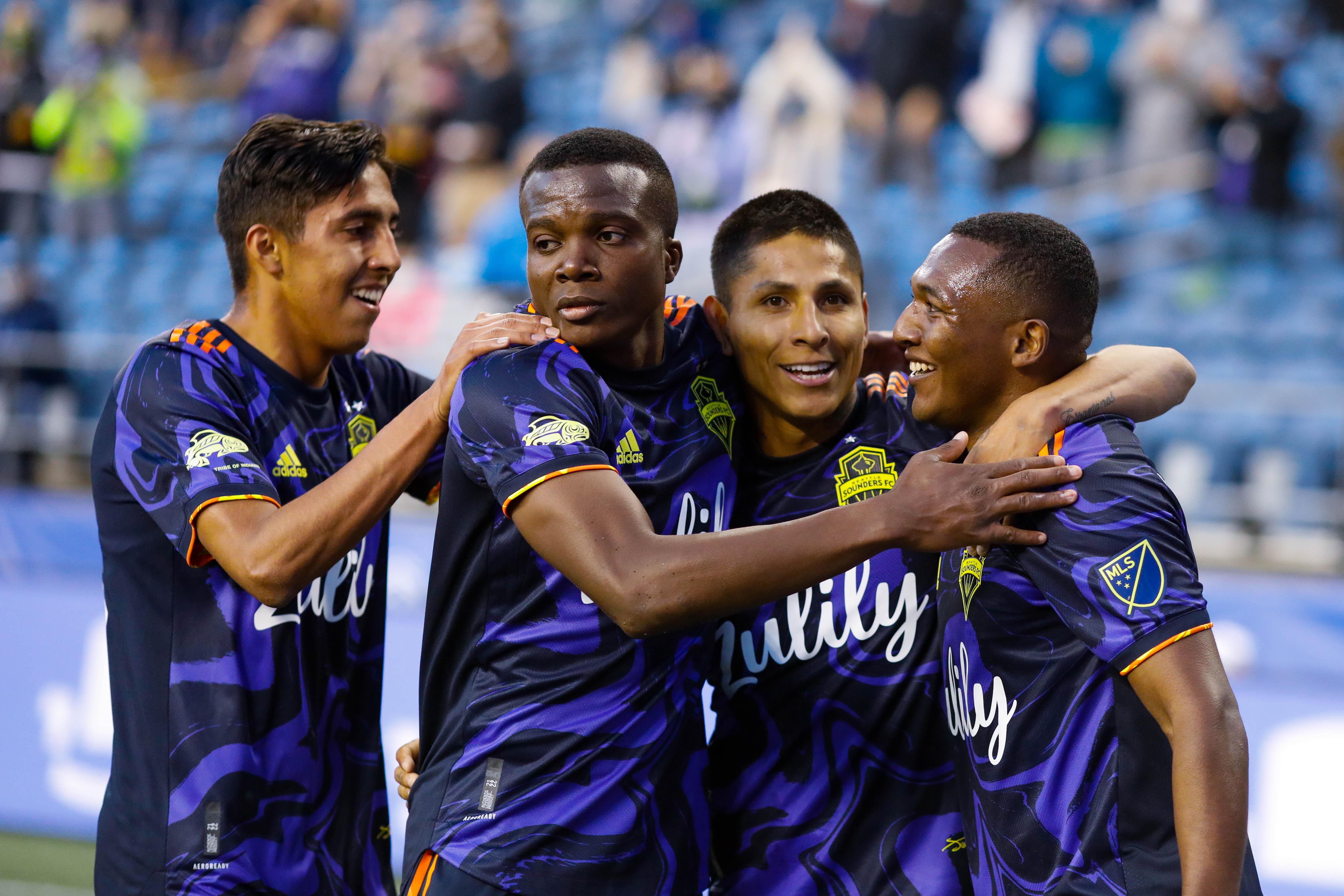 MLS: LA Galaxy at Seattle Sounders FC