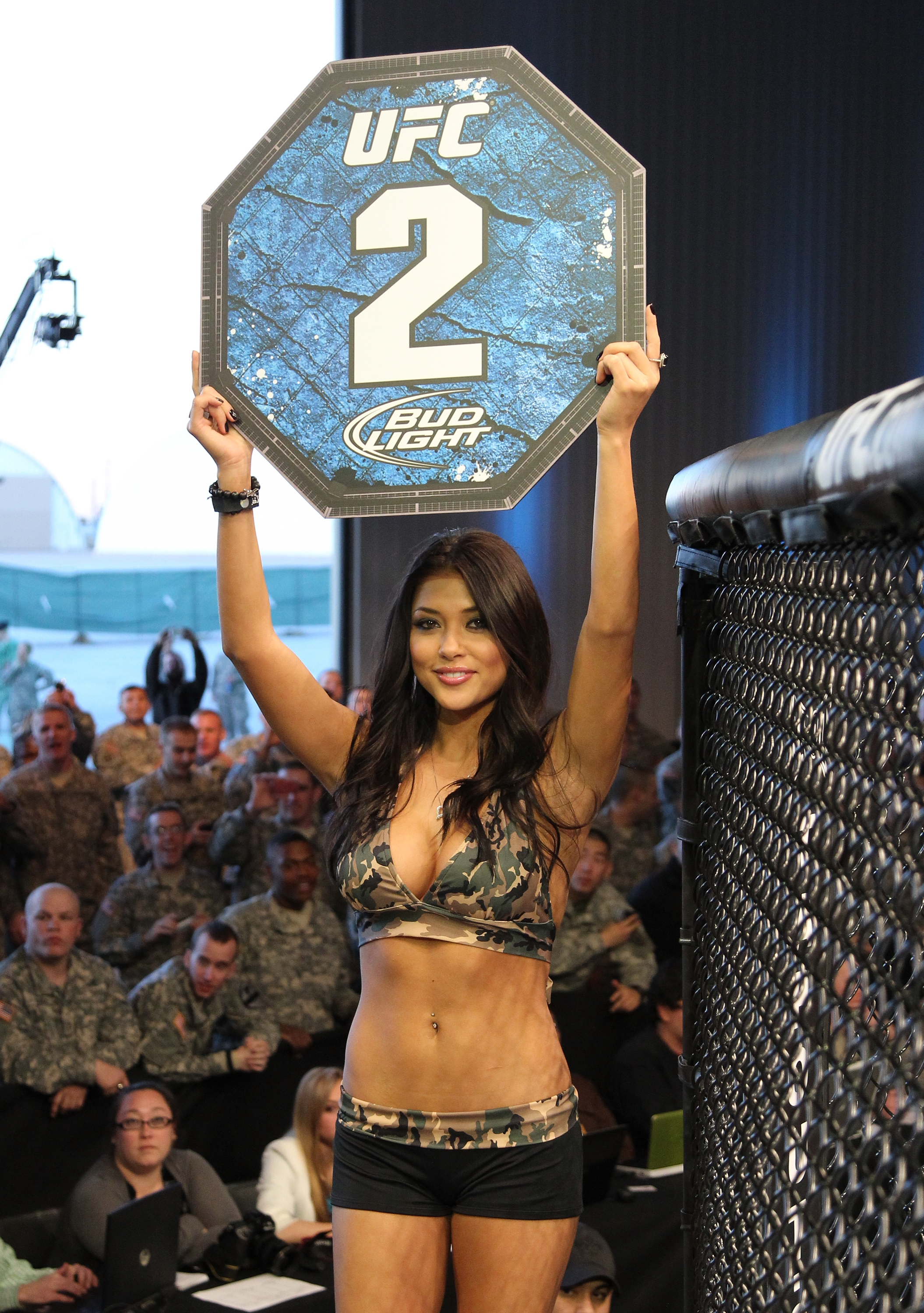 UFC Fight for the Troops: Brown vs. Yahya
