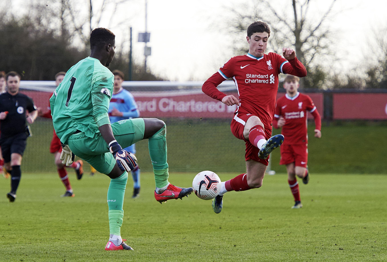 Liverpool U23 v West Ham United U23: Premier League 2