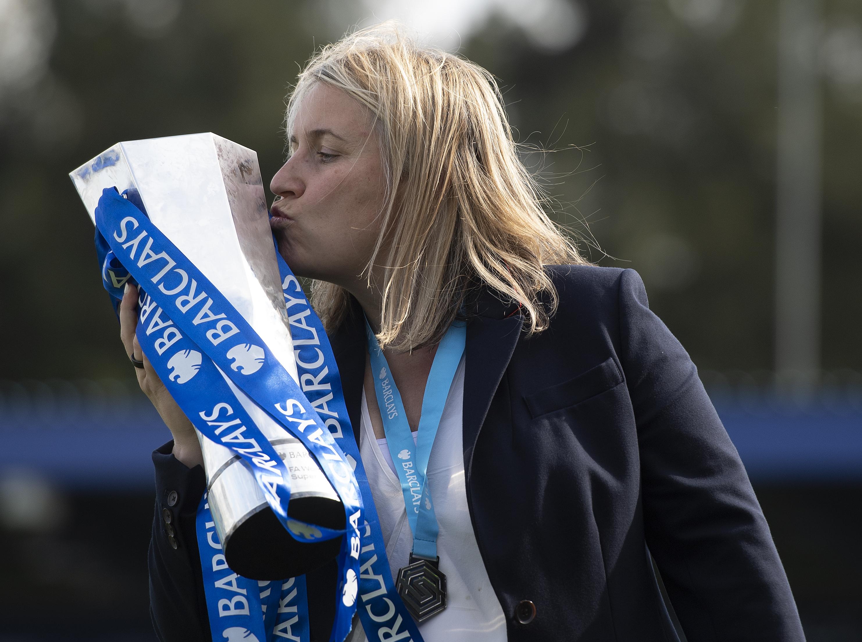 切尔西女足vs雷丁女足-巴克莱女足超级联赛-切尔西女足赢得WSL