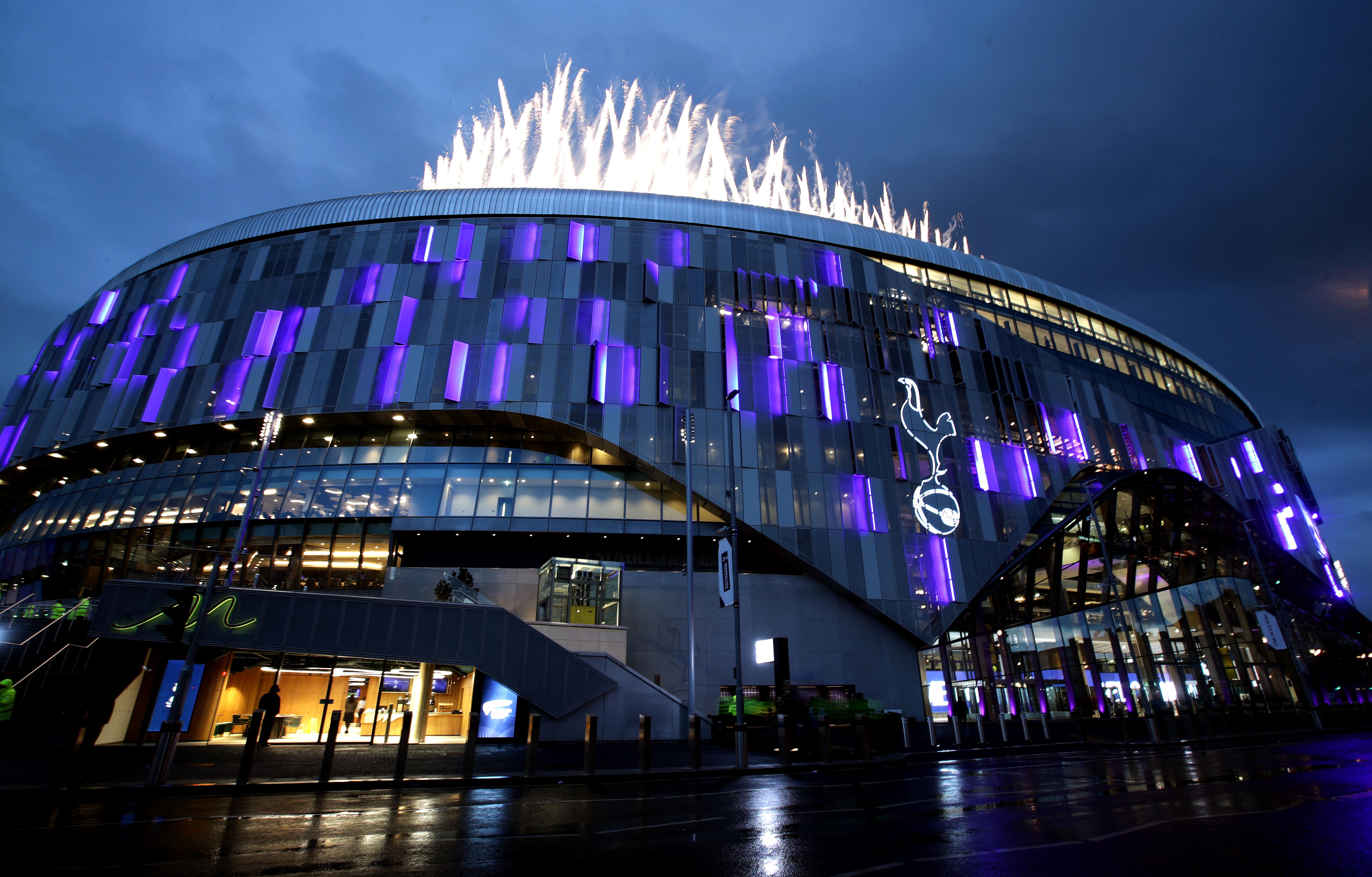 Tottenham Hotspur v Crystal Palace - Premier League - Tottenham Hotspur Stadium