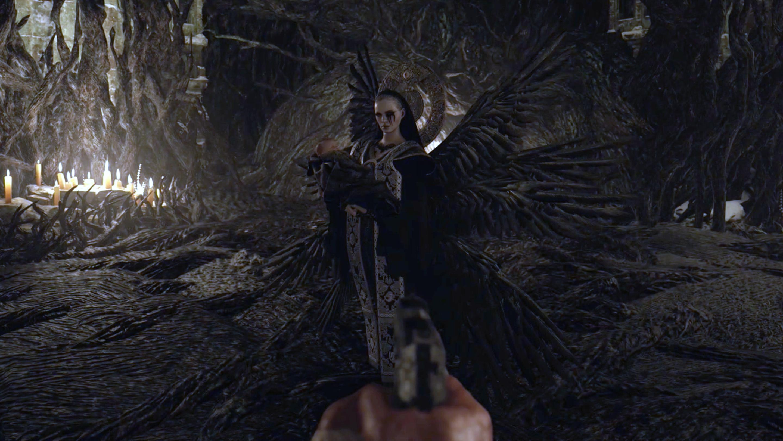 Resident Evil Village walkthrough part 17: Kill Miranda, save Rose