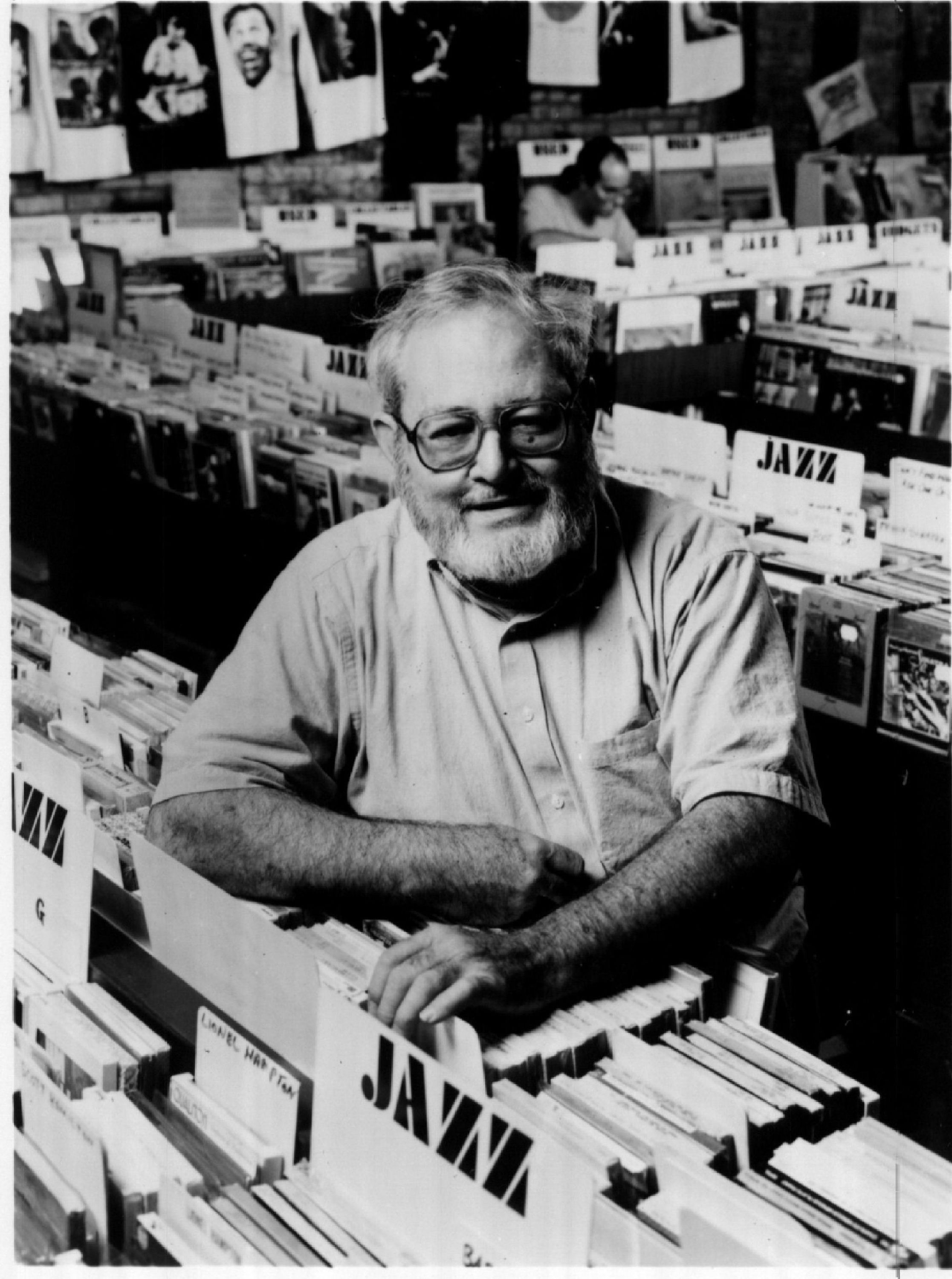 Bob Koester was one of the first to capture and preserve the sounds of Chicago's South Side and West Side blues clubs, says Bruce Iglauer, who once worked for him as a shipping clerk and went on to found Alligator Records.
