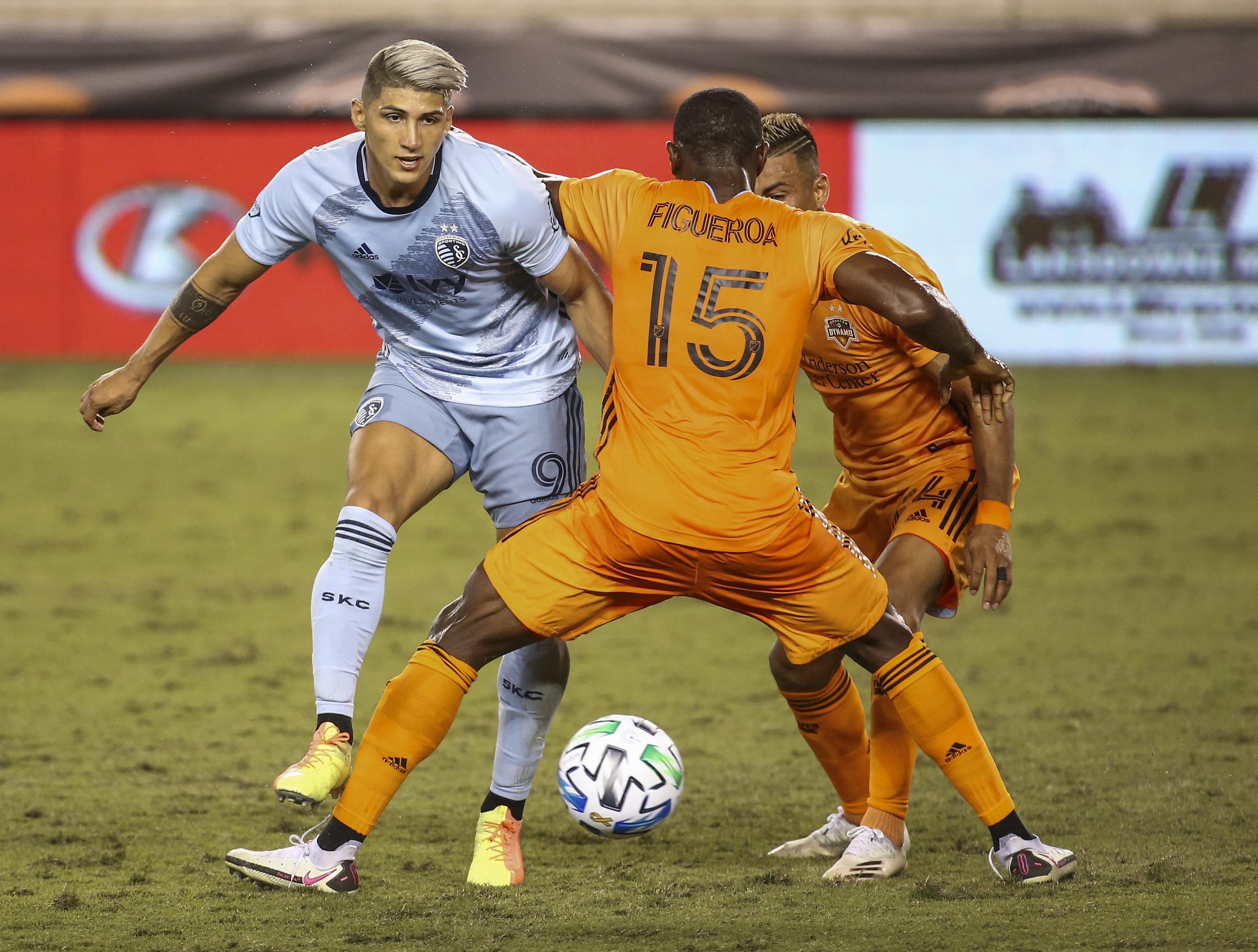 MLS: Sporting Kansas City at Houston Dynamo