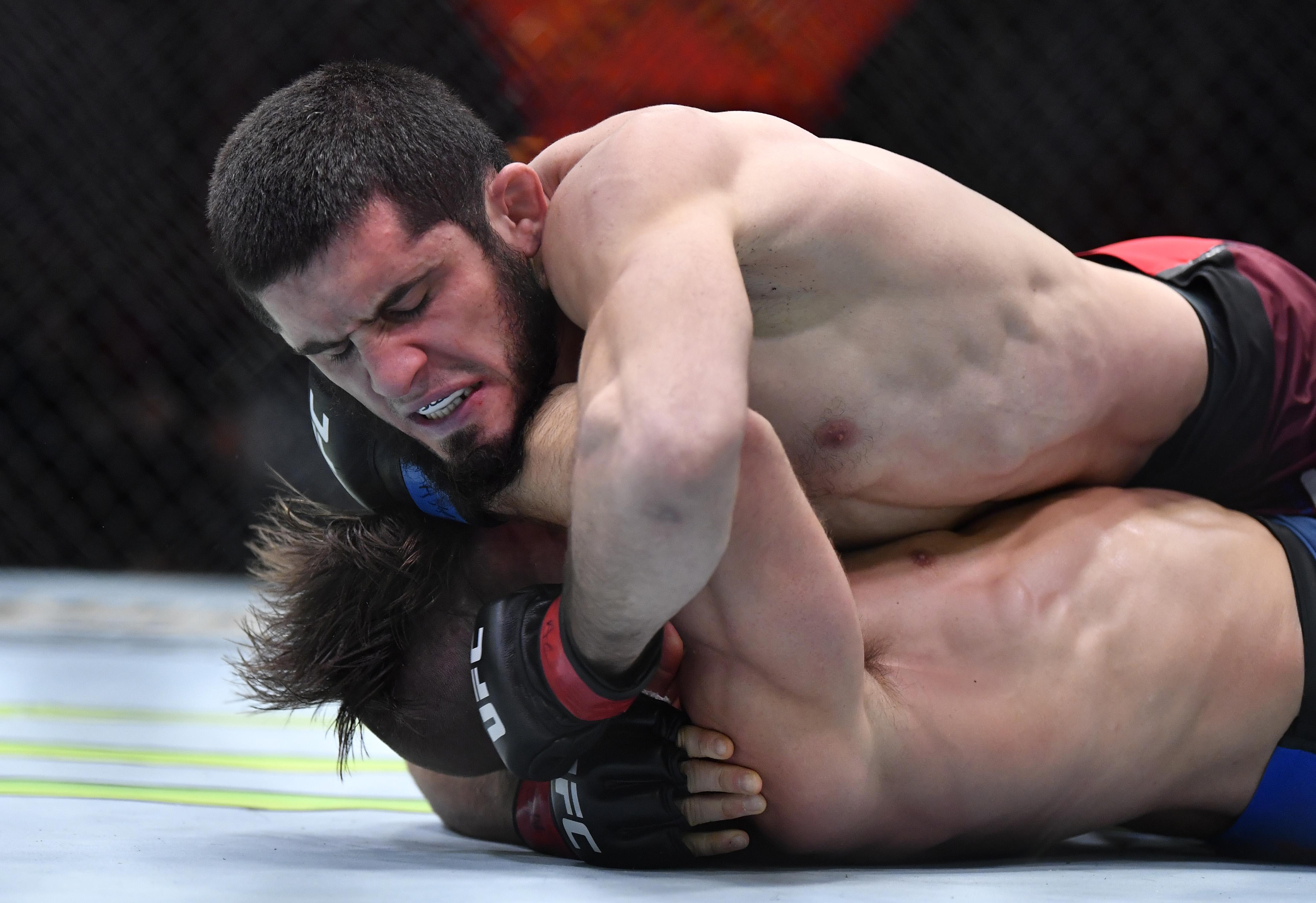 UFC 259:Makhachev V dober