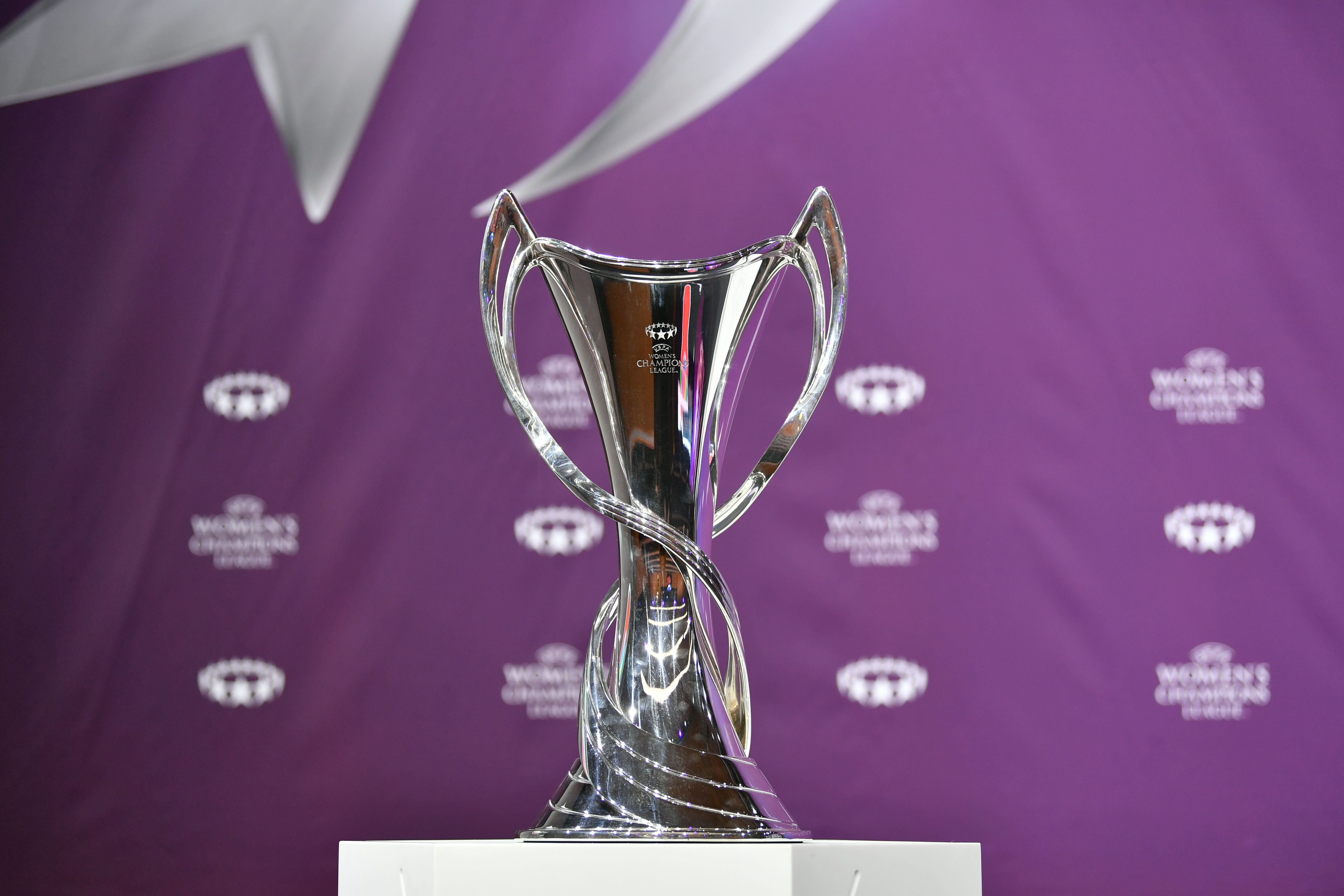 UEFA Women's Champions League 2020/21 Round of 16 Draw