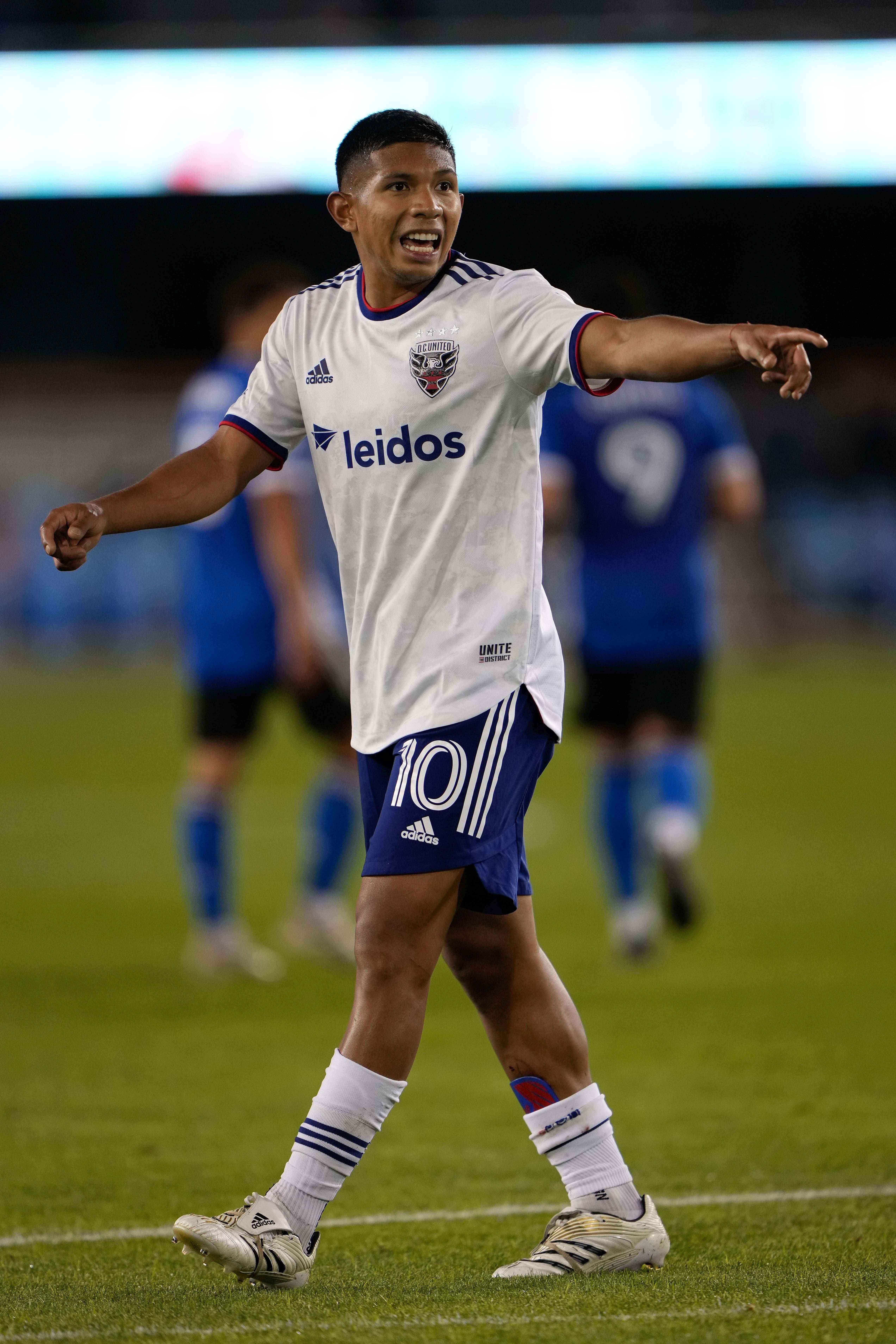 MLS: D.C. United at San Jose Earthquakes