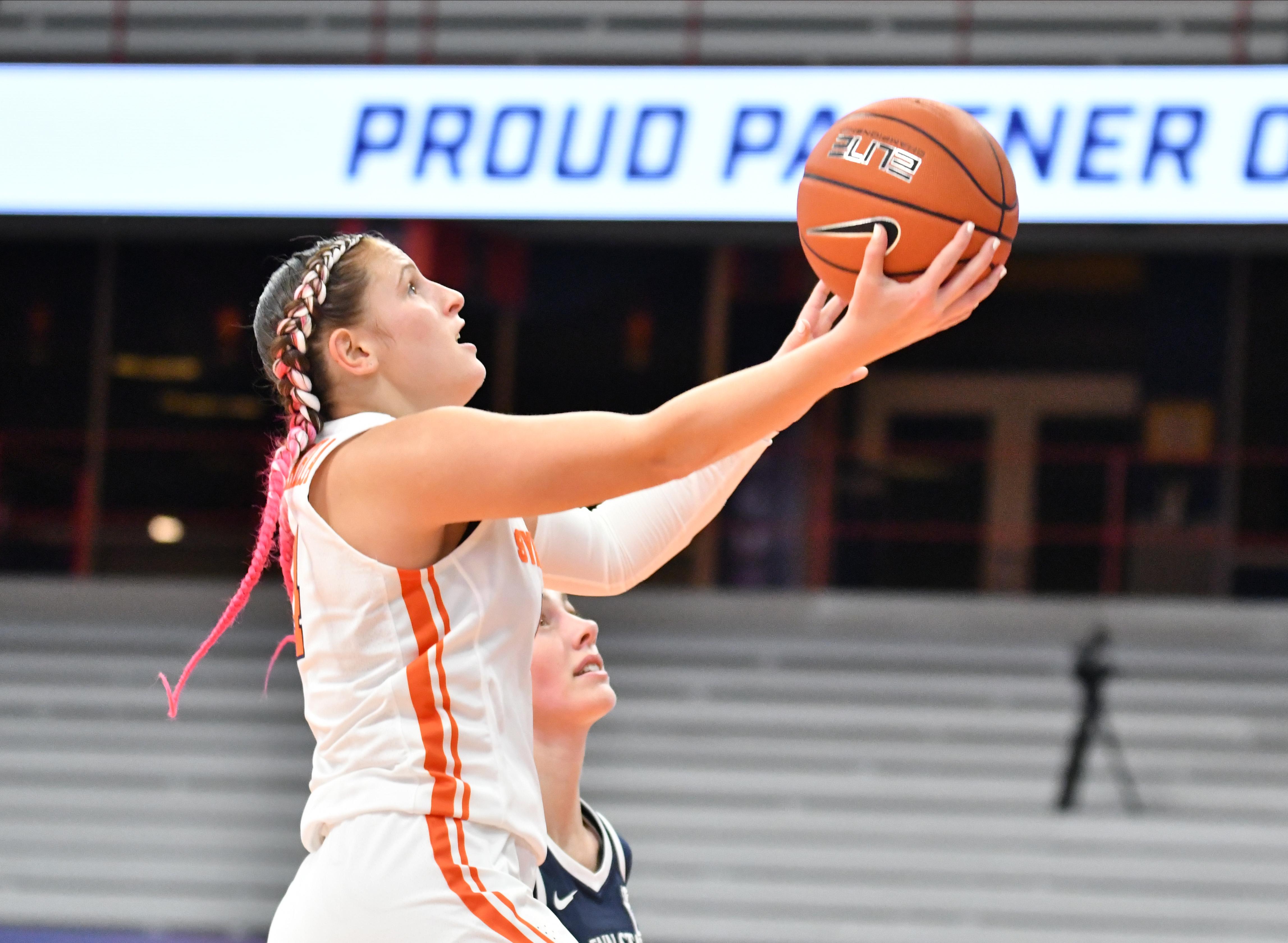 NCAA Womens Basketball: Penn St. at Syracuse