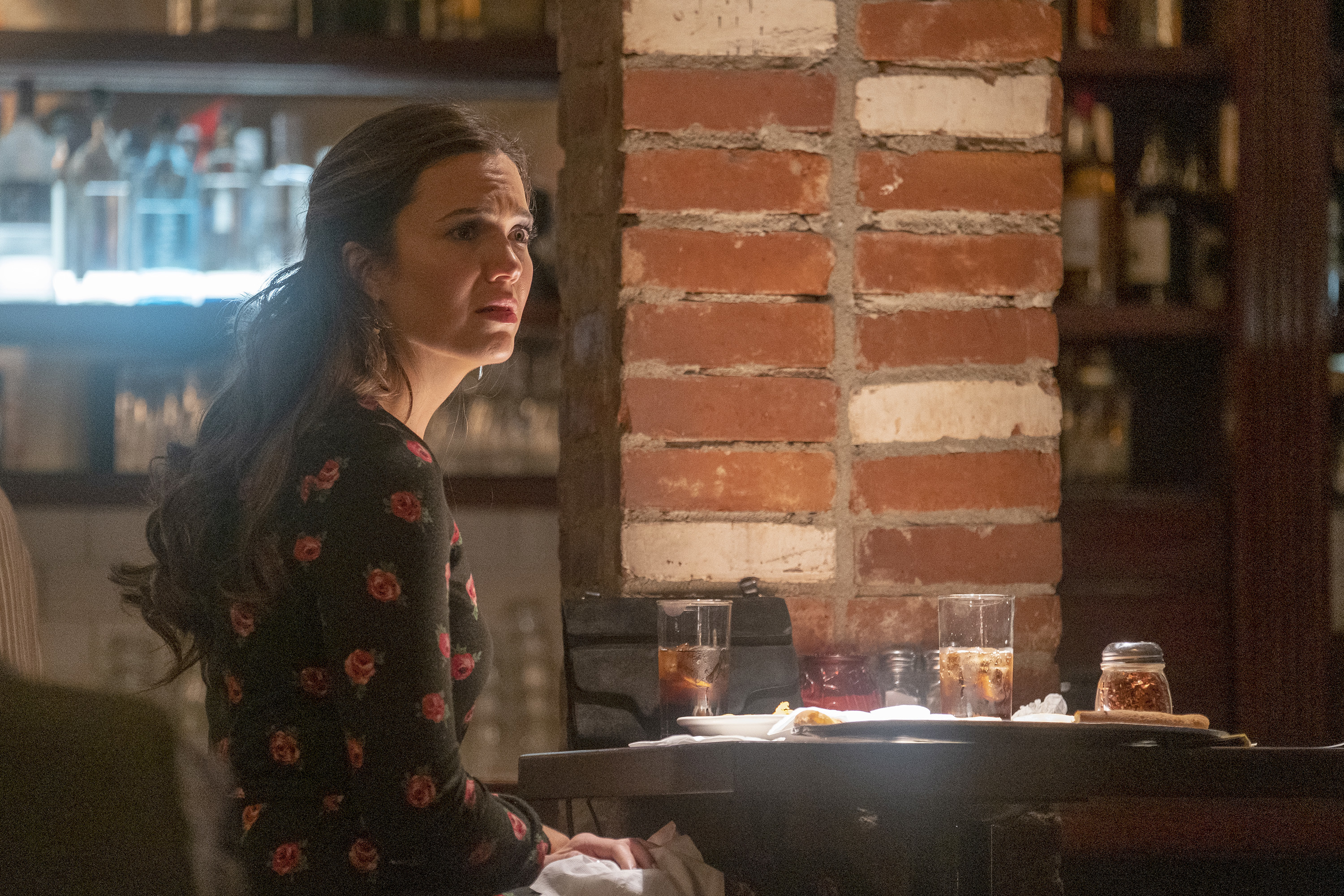 """Mandy Moore as Rebecca in """"Lights and Shadows,"""" episode 410, of """"This Is Us."""""""
