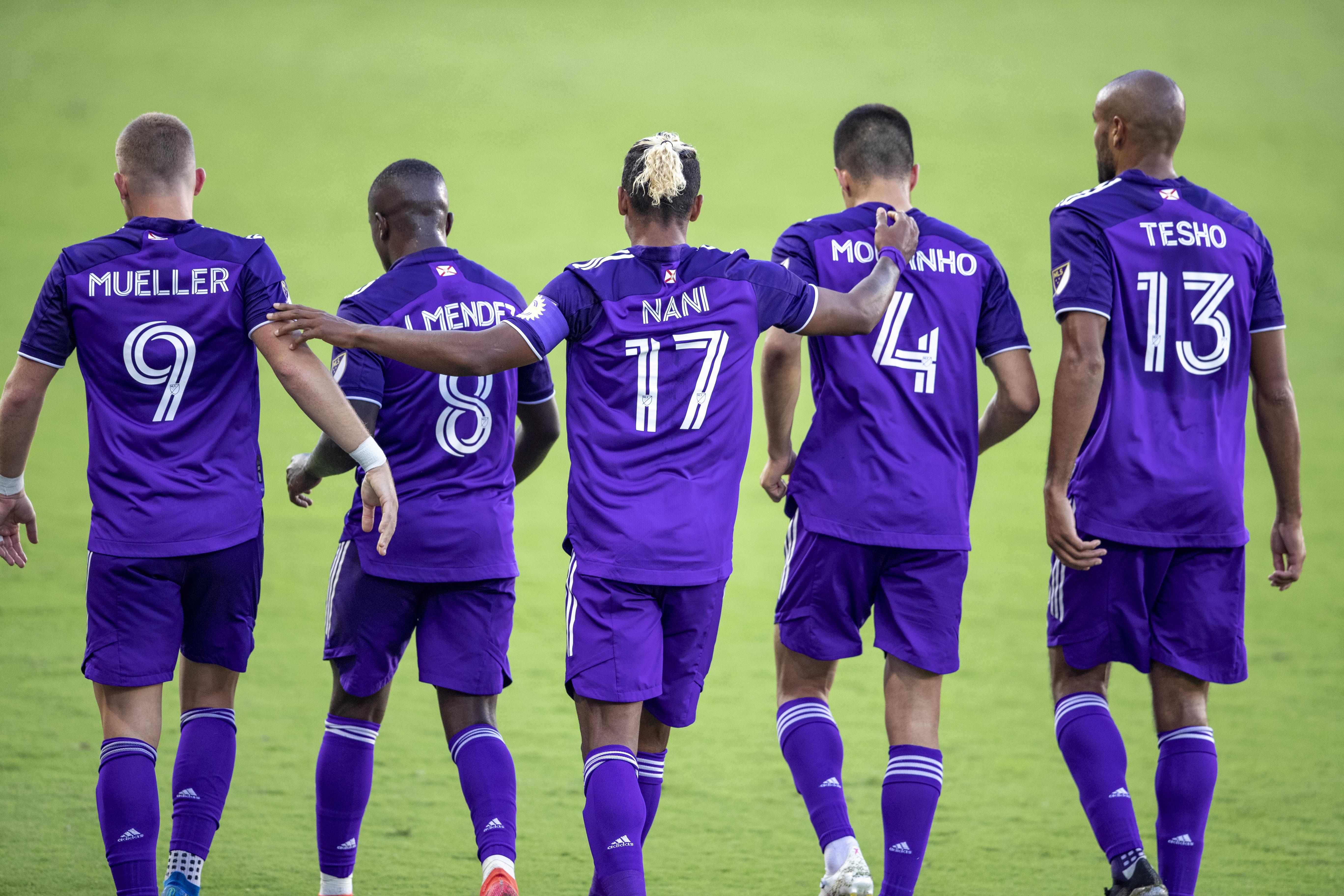 SOCCER: MAY 08 MLS - New York City FC at Orlando City SC