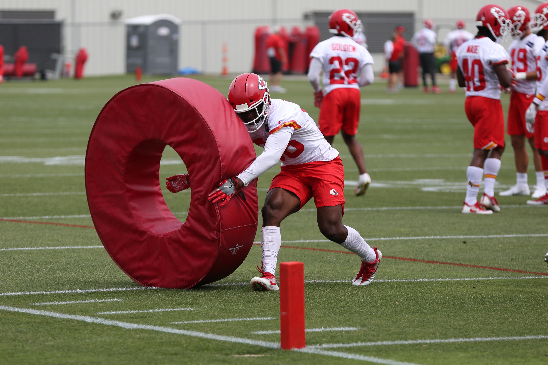NFL: JUN 12 Chiefs Minicamp