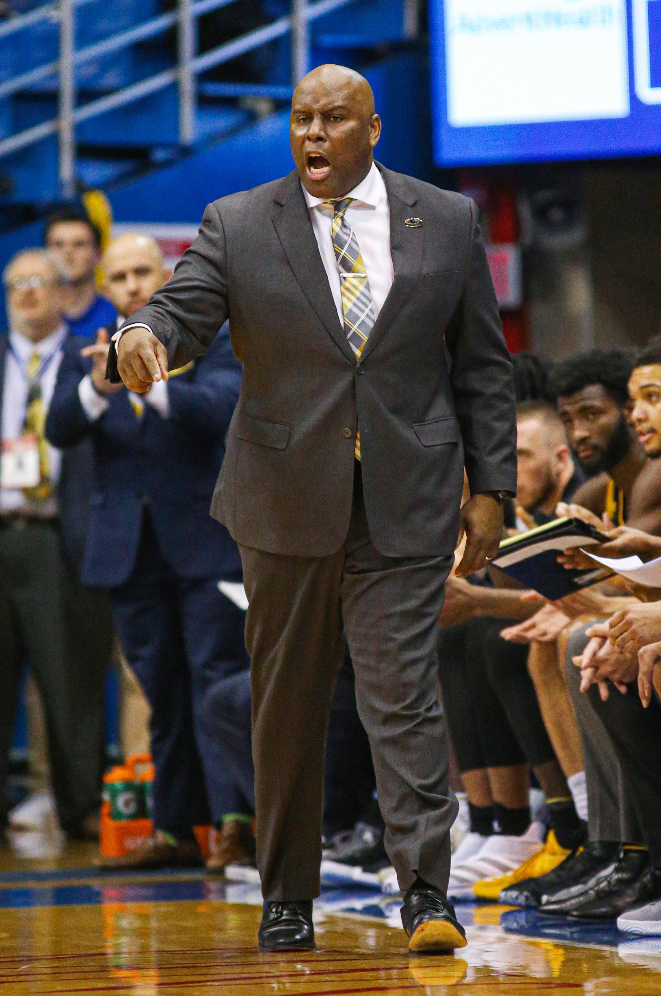 NCAA Basketball: Wis.-Milwaukee at Kansas