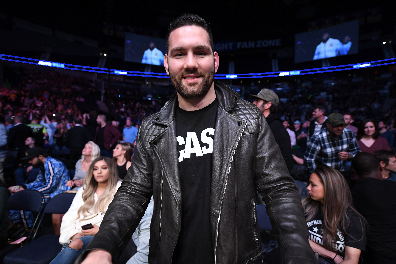 UFC Fight Night: Blaydes v Willis